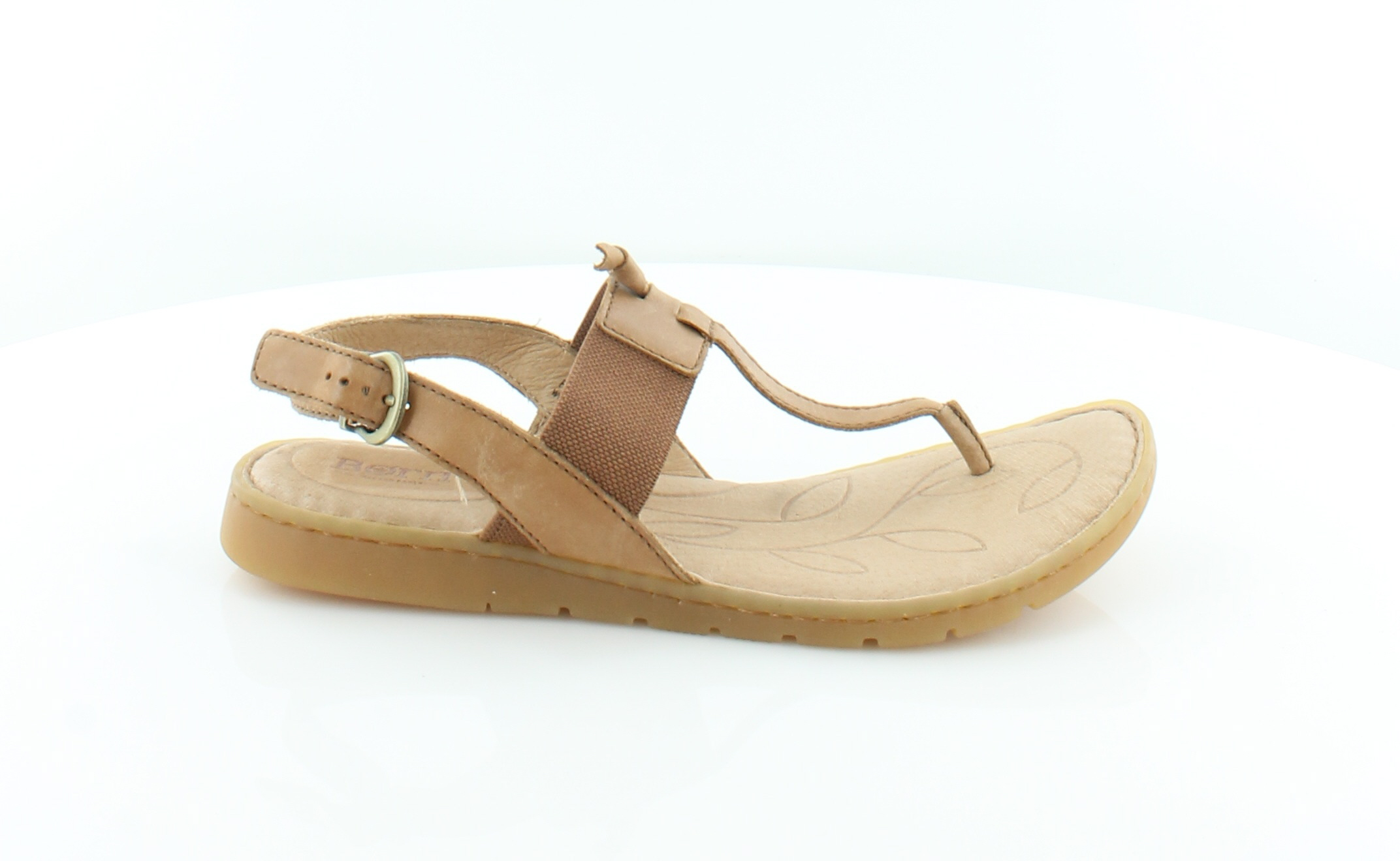 42d9a139ab5 Born Siri Women s Sandals   Flip Flops Brown Size 9 M 1 of 5Only 1  available ...