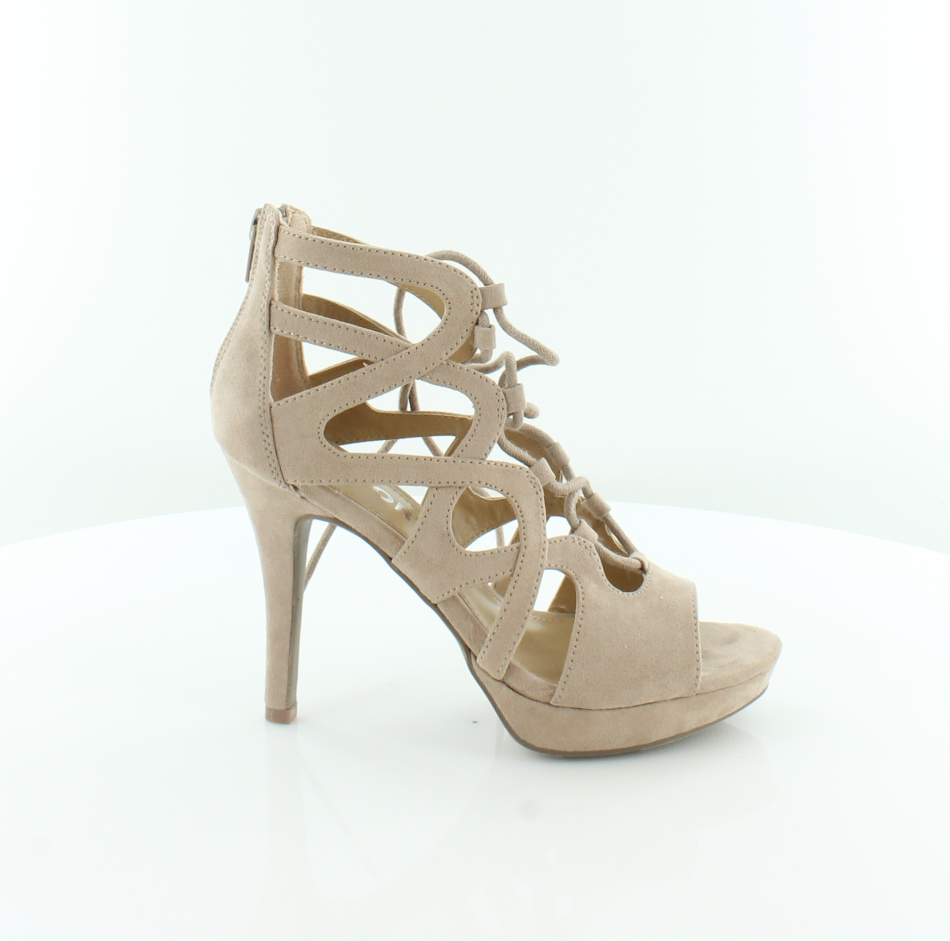 Report 6 Laxy Beige Womens Shoes Size 6 Report M Sandals MSRP $59 61a91c