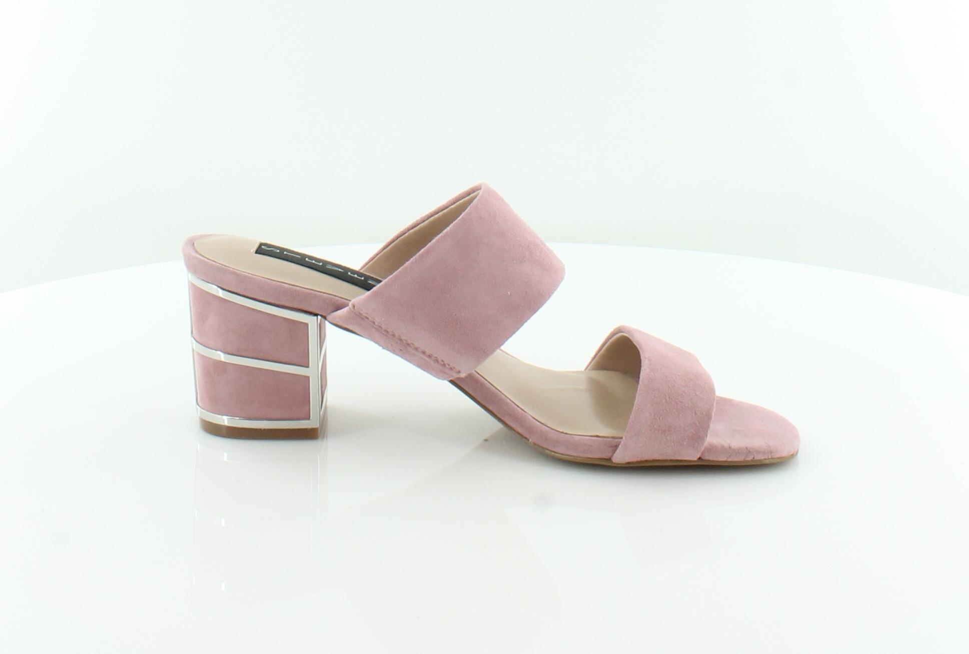 161e2c41d61 STEVEN BY STEVE Madden Siggy Pink Womens Shoes Size 7.5 M Sandals MSRP $109