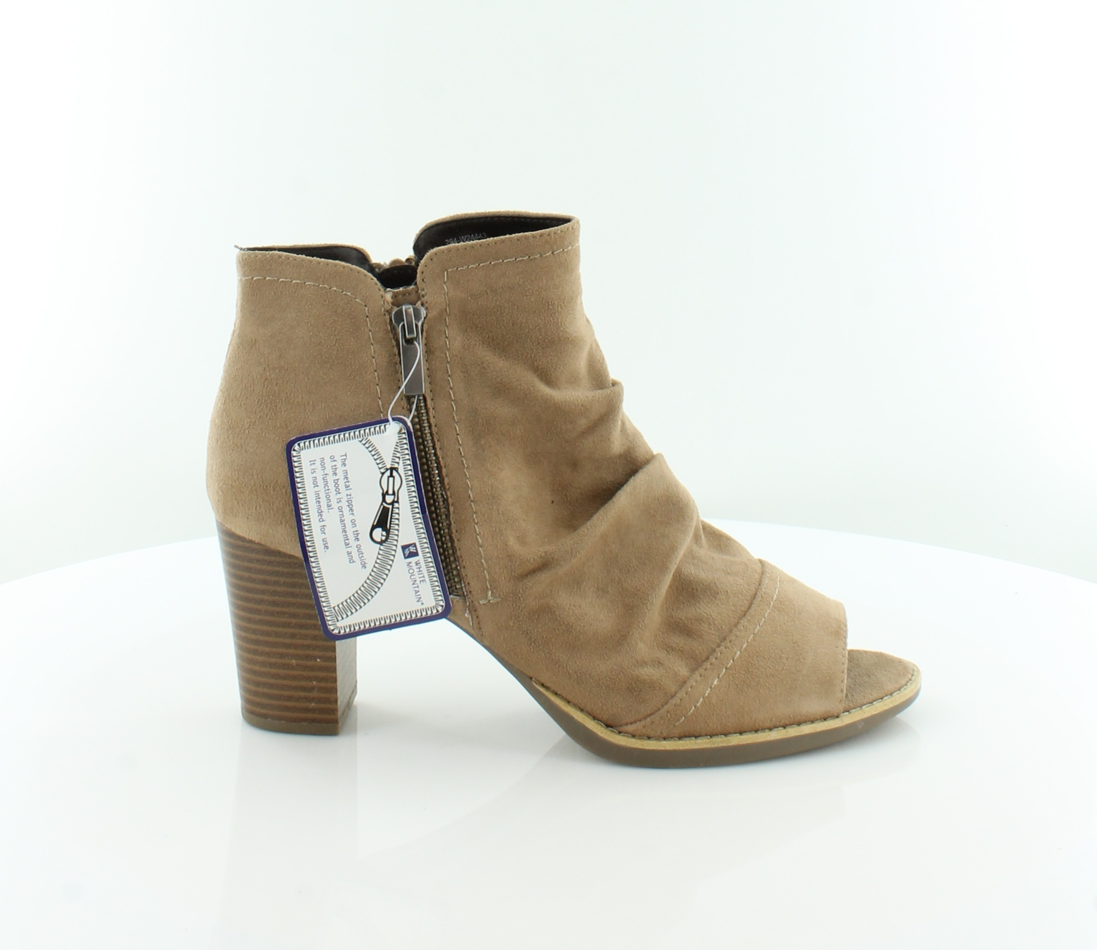 White Mountain Gemini Brown M Womens Shoes Size 11 M Brown Heels MSRP $79 251cfe