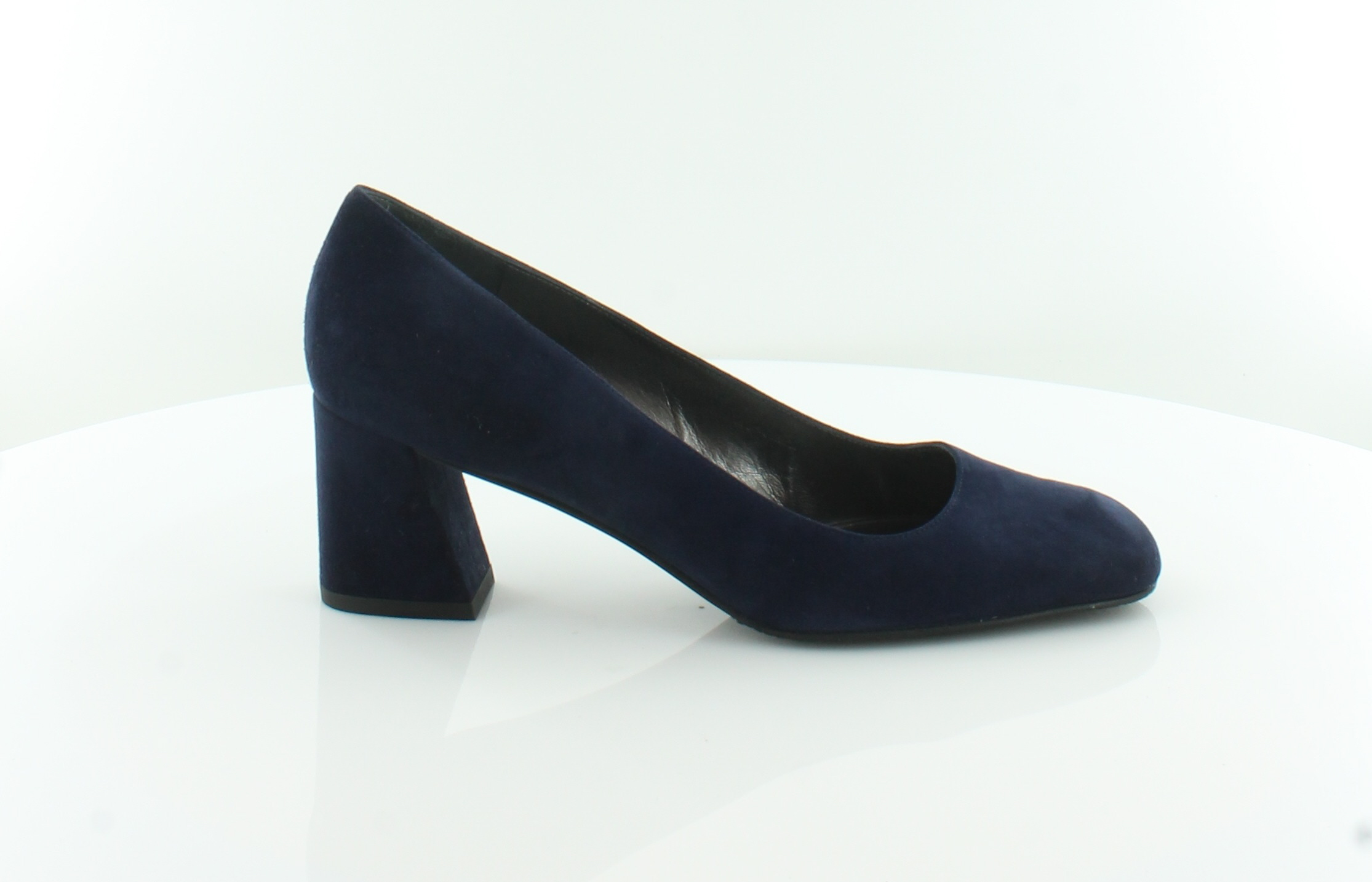 990803ead1f Stuart Weitzman Mary Mid Blue Womens Shoes Size 10 M HEELS for sale ...