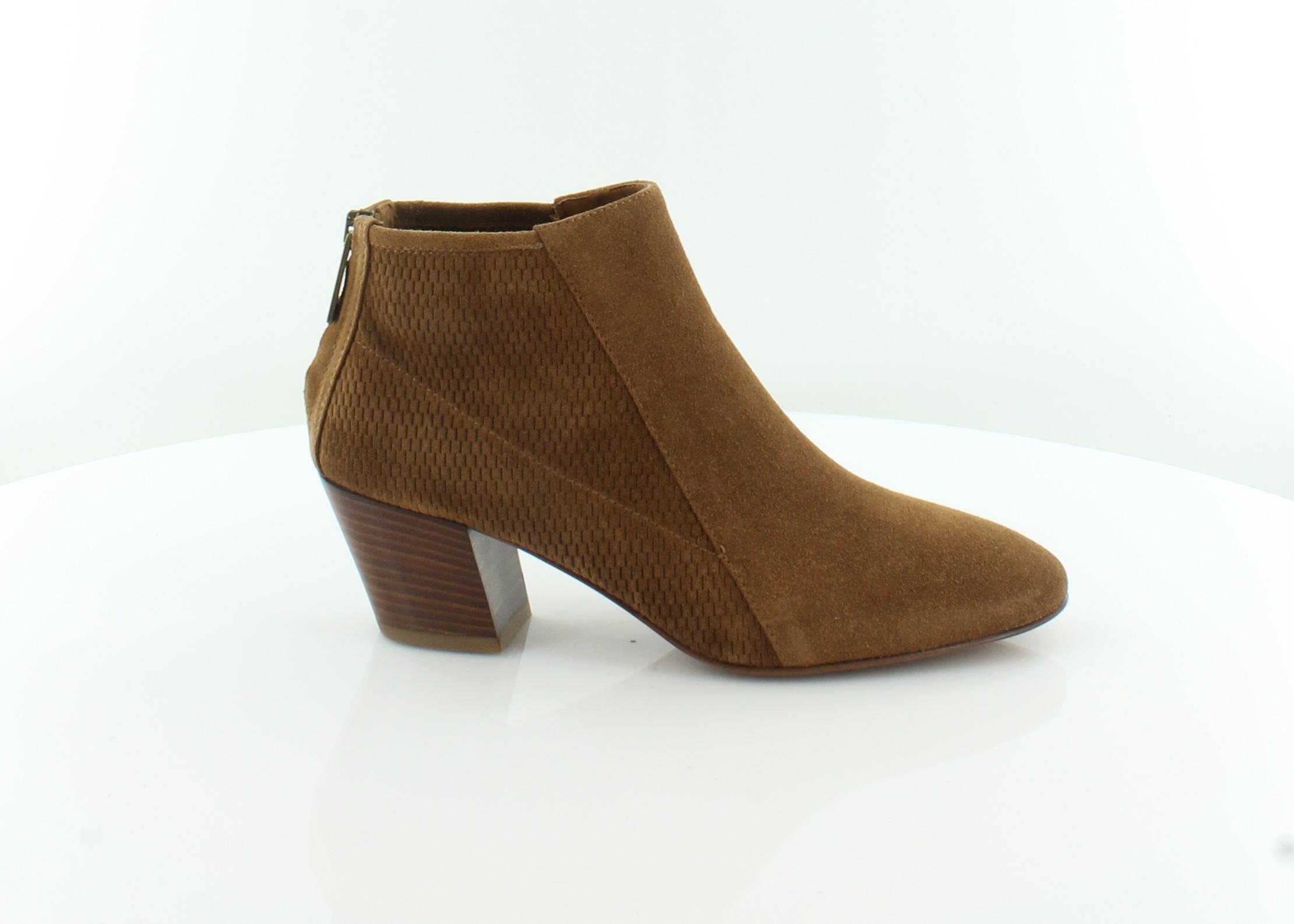 Aquatalia Farrow Brown Donna Shoes Size 7 M Stivali MSRP  425
