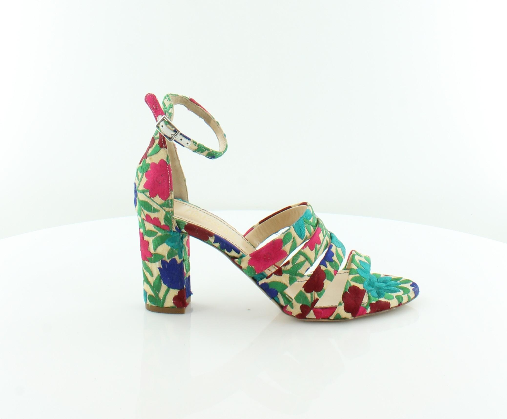 Jerome C. Rousseau Rousseau Rousseau Abelline verde Sandalias De Mujer Zapatos Talla 7 M MSRP  595  Venta al por mayor barato y de alta calidad.