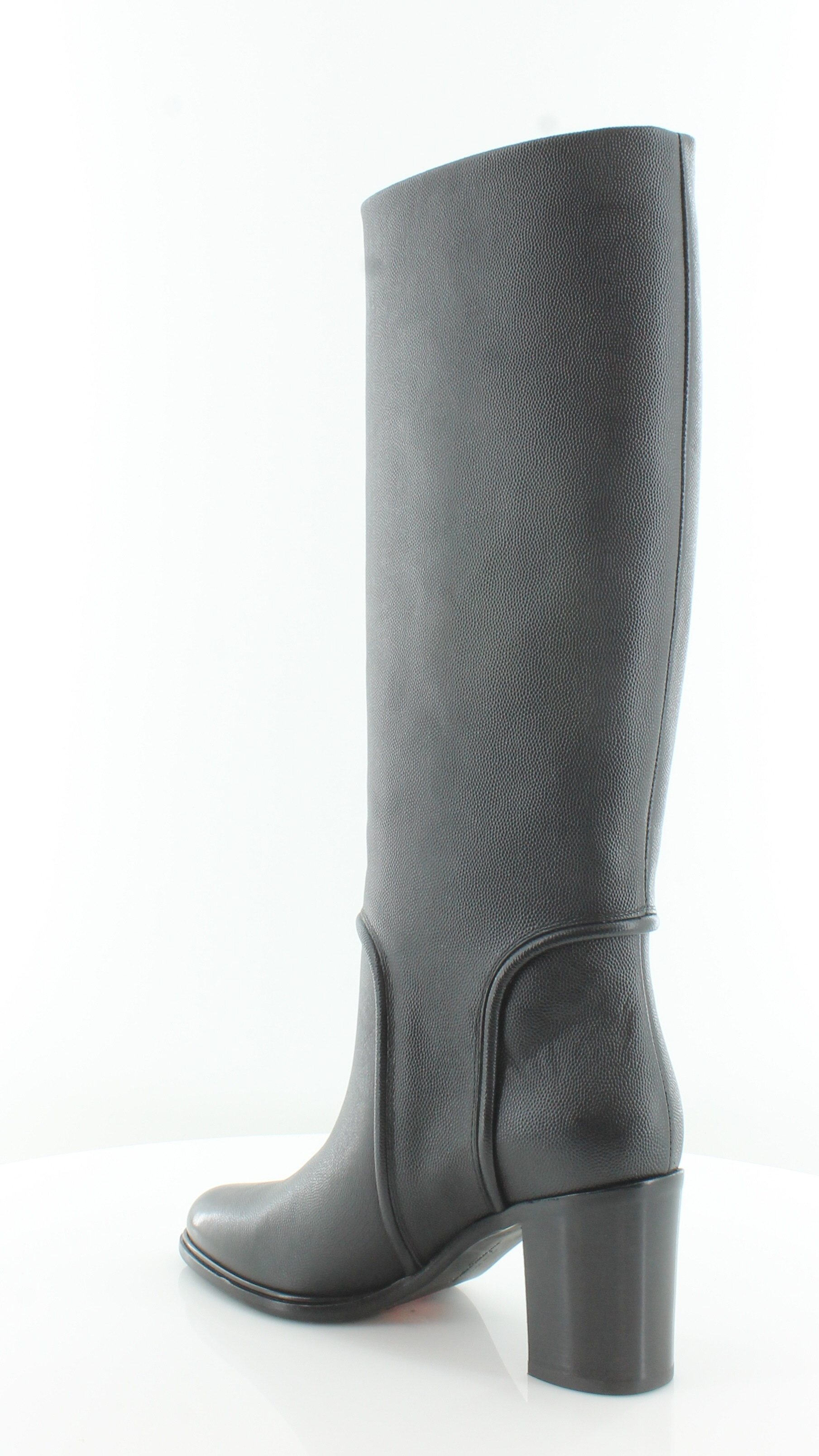 712b1a8d7ae8 Salvatore Ferragamo Flavius Black Womens Shoes Size 8 M Boots MSRP ...