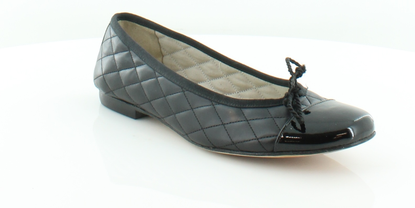 French Sole Zapatos Passport Negro Zapatos Sole para mujer Talla 5 M pisos MSRP  205 5b0c65