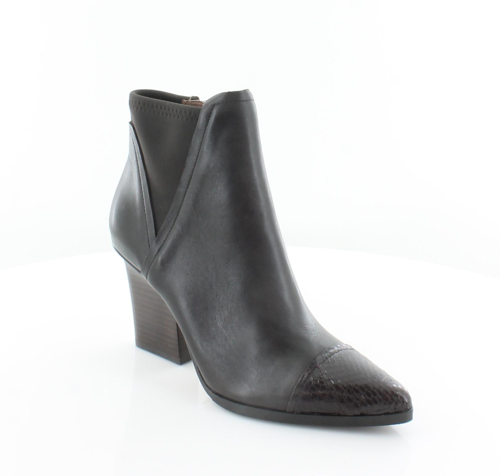 Donald J Pliner Vayghn Brown Womens Shoes Size 6.5 M Boots MSRP $298