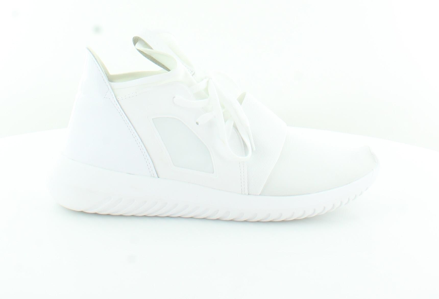 Adidas Tubular Defiant Women's Athletic White Size 8.5 M