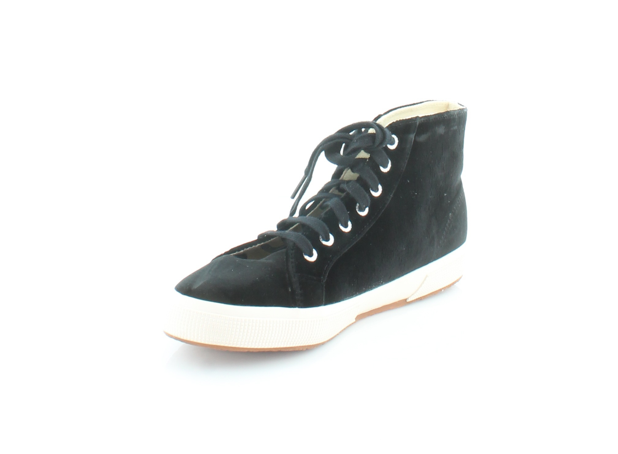 Superga S00AB60 Black Sneakers Womens Shoes Size 9 M Fashion Sneakers Black MSRP $139 038aa8