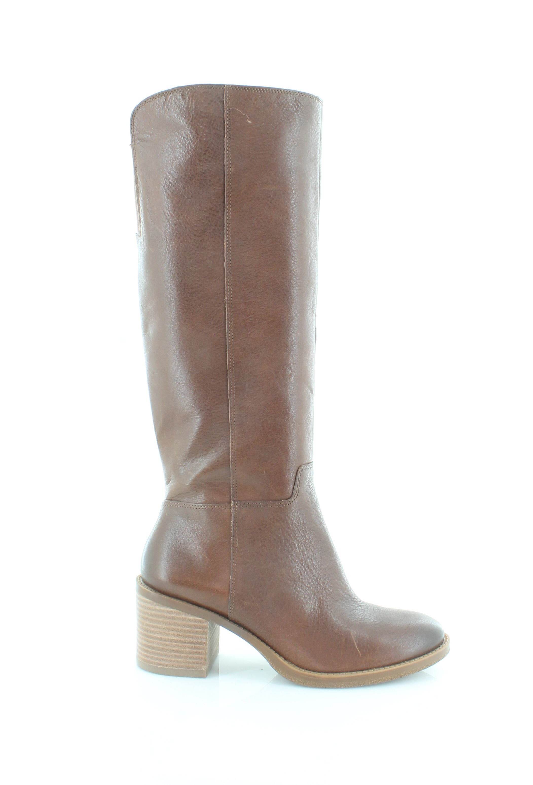 Lucky Brand Ritten Brown Womens Shoes Size 8.5 M Boots MSRP $209