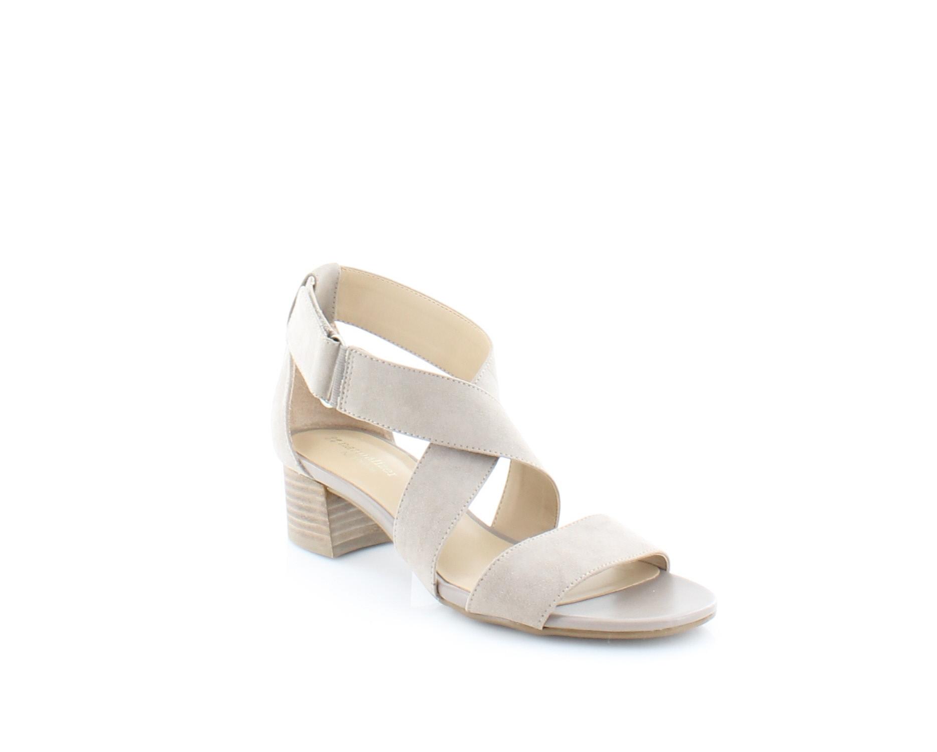 744fa921d60 Naturalizer Adele Beige Womens Shoes Size 5.5 M Sandals MSRP  69 ...