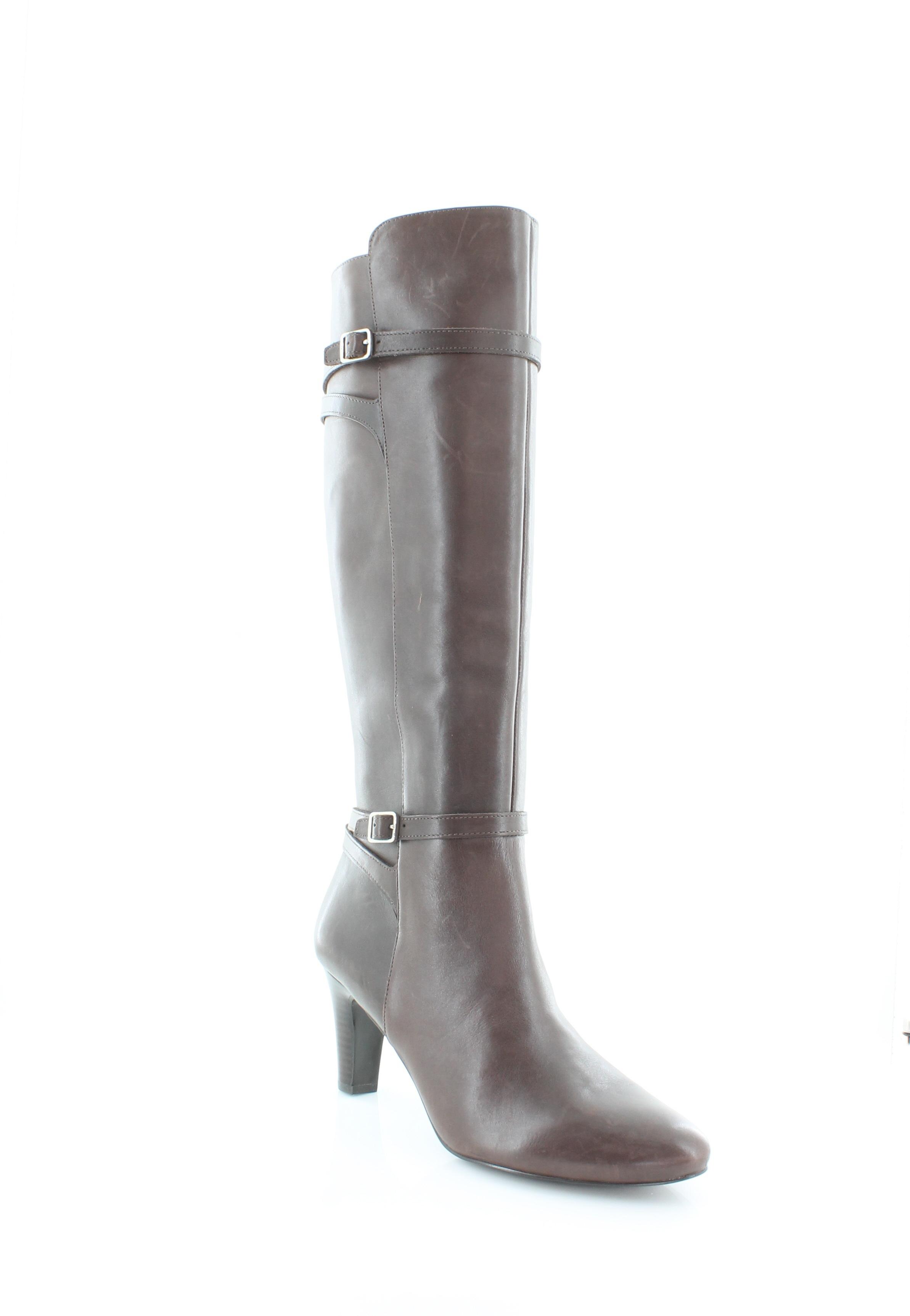 Lauren Ralph Lauren Sabeen Braun Damenschuhe Schuhes 11 Größe 11 Schuhes M Stiefel MSRP 169 ab0968
