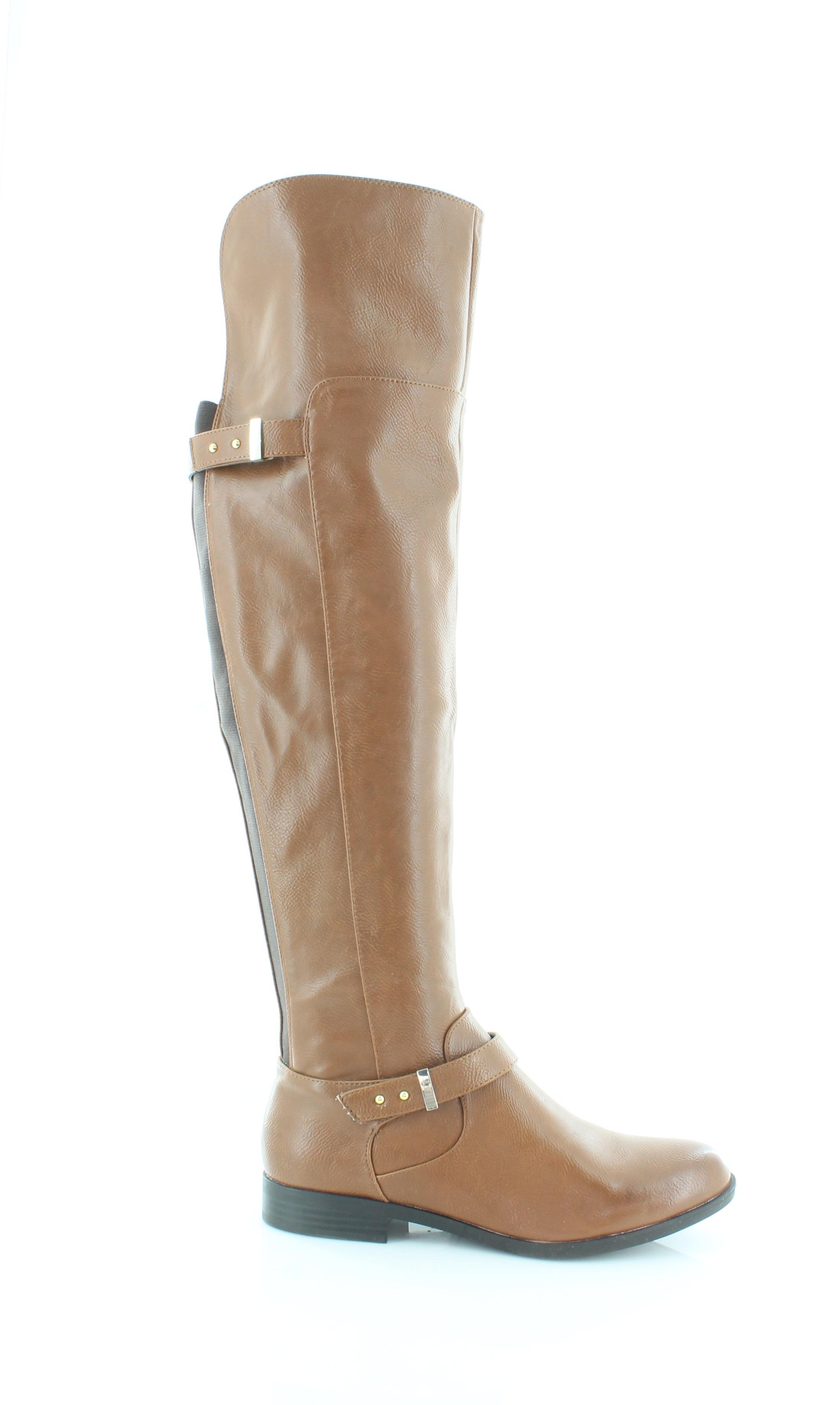 Bar III New Daphne Braun Damenschuhe Schuhes Größe M 7.5 M Größe Stiefel MSRP 129.99 ... 9190dc