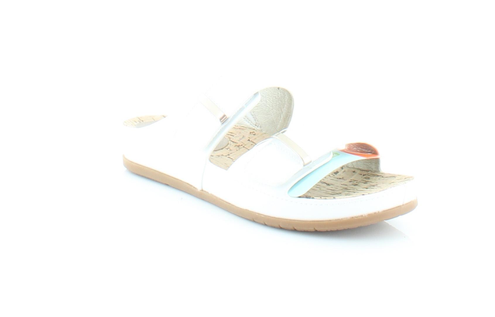 72de11315fdc Baretraps New Cherilyn White Womens Shoes Size 8.5 M Sandals MSRP ...