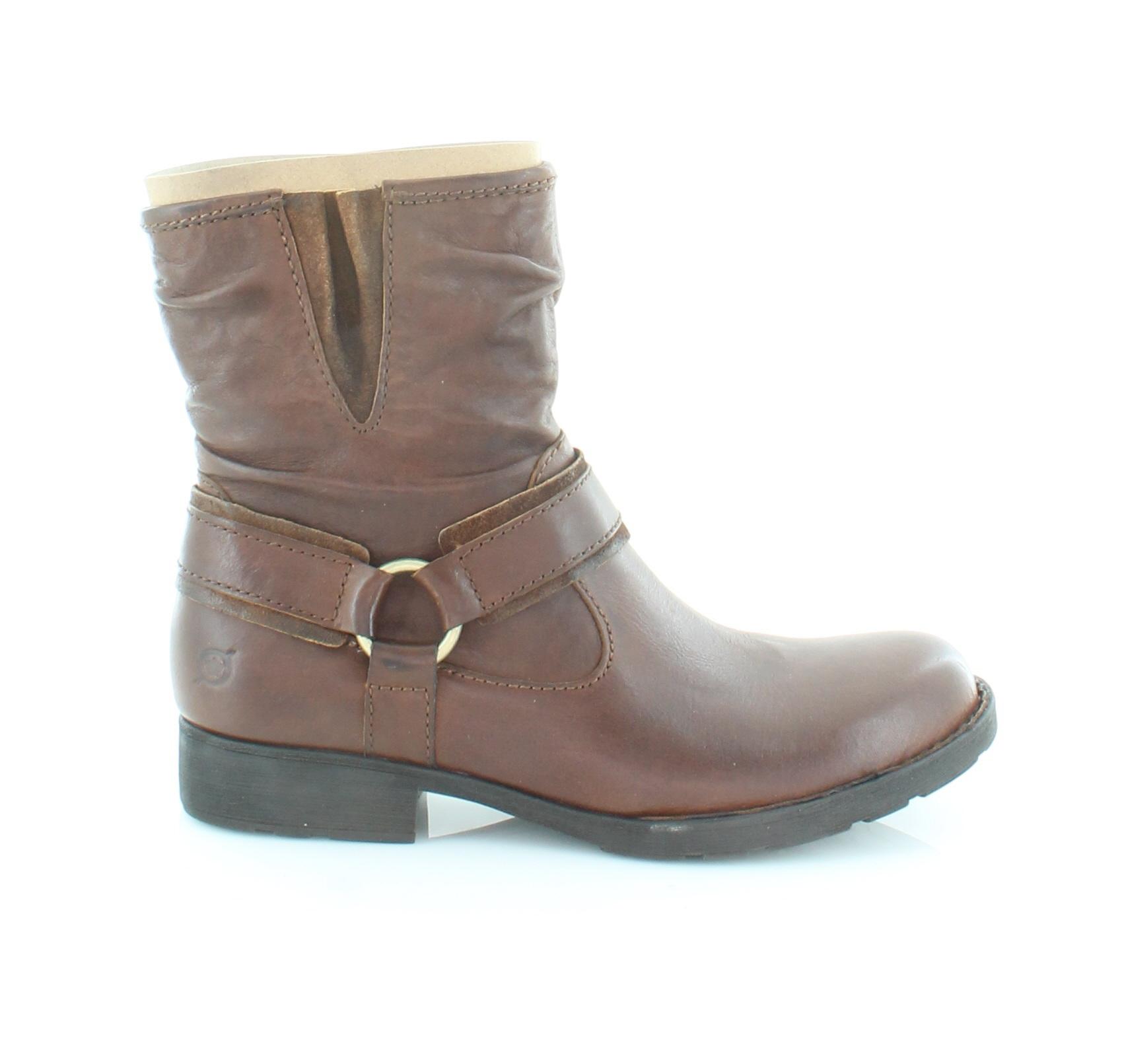 Born Estonia Braun Damenschuhe Größe Schuhes Größe Damenschuhe 7 M Stiefel MSRP 165 ff3863