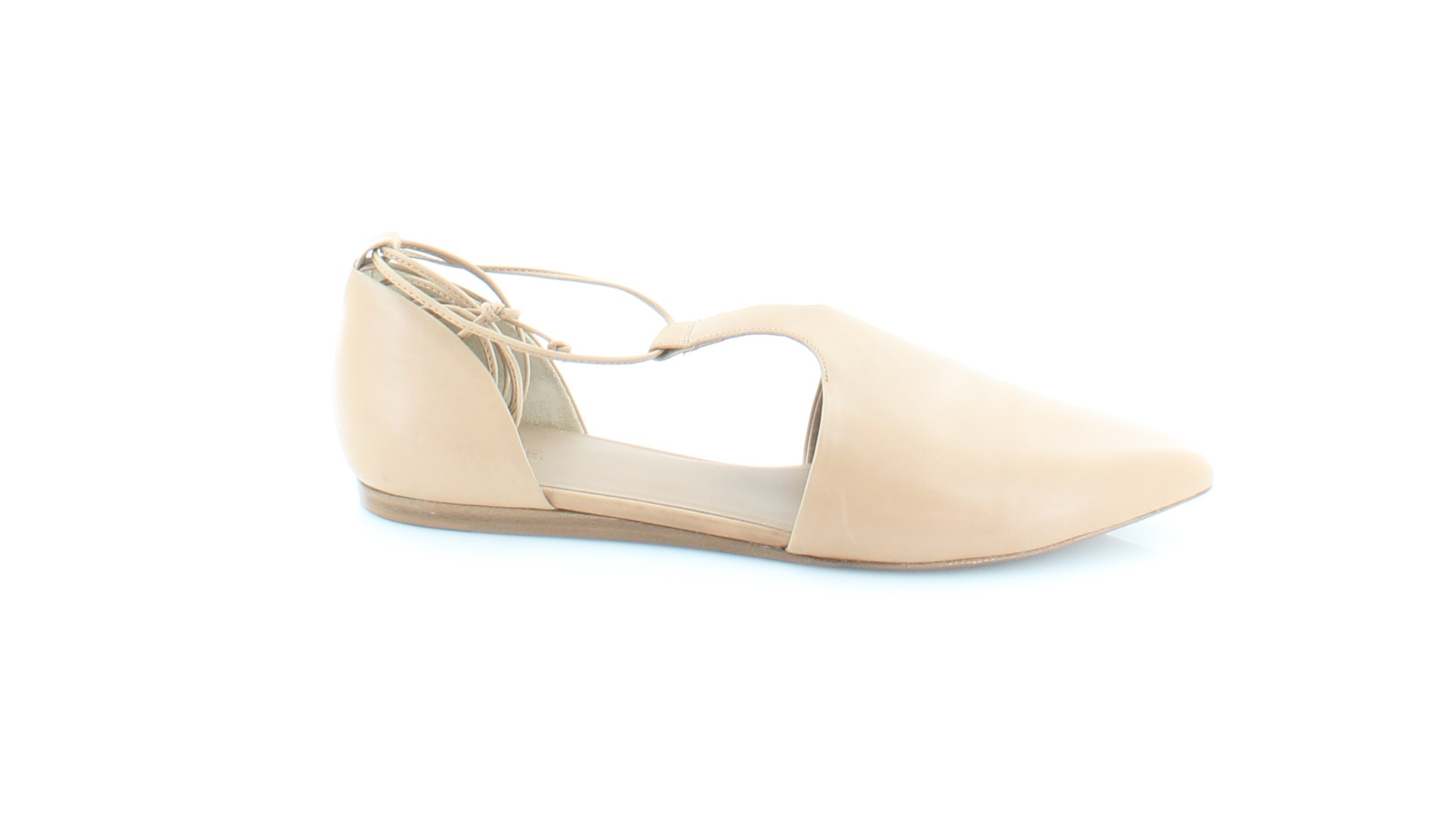 Vince. Noella Brown Womens Shoes Size 8.5 M Flats MSRP $325