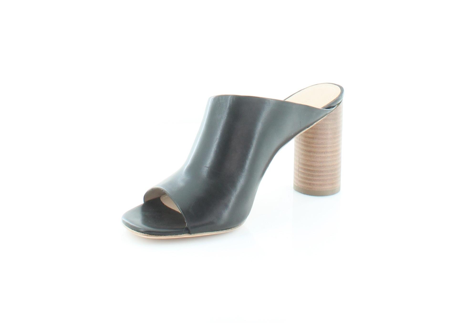 Pour La Victoire Helena nero donna scarpe scarpe scarpe Dimensione 8 M Sandals MSRP  245 90f21b