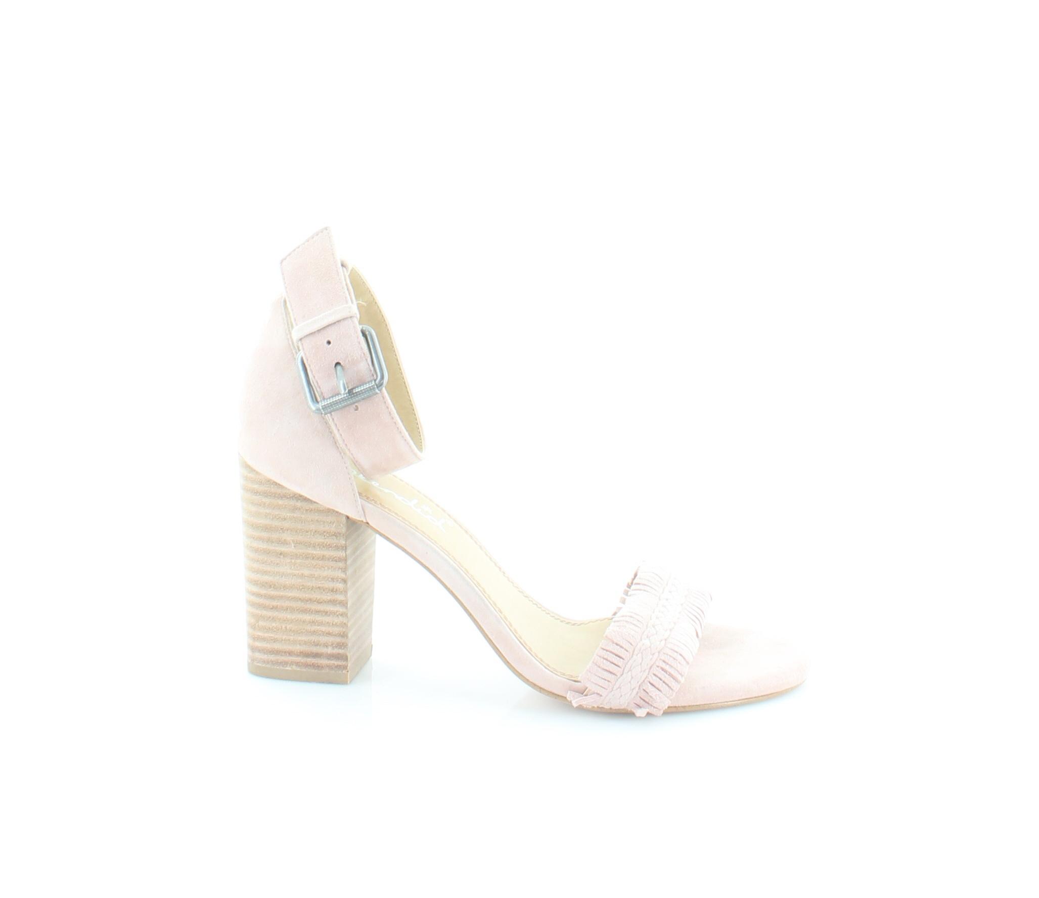 Splendid Jakey Pink Womens Shoes Size 9 M Sandals MSRP $128