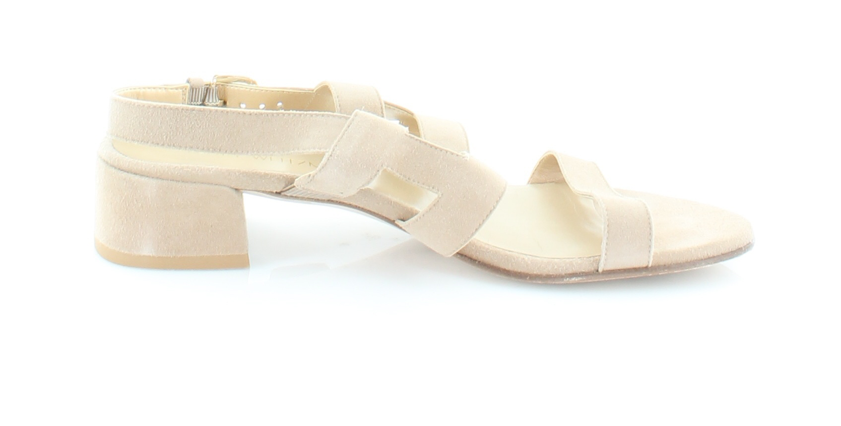 Stuart Weitzman Barrio Beige donna scarpe Dimensione 9.5 M M M Sandals MSRP  385 d0b370