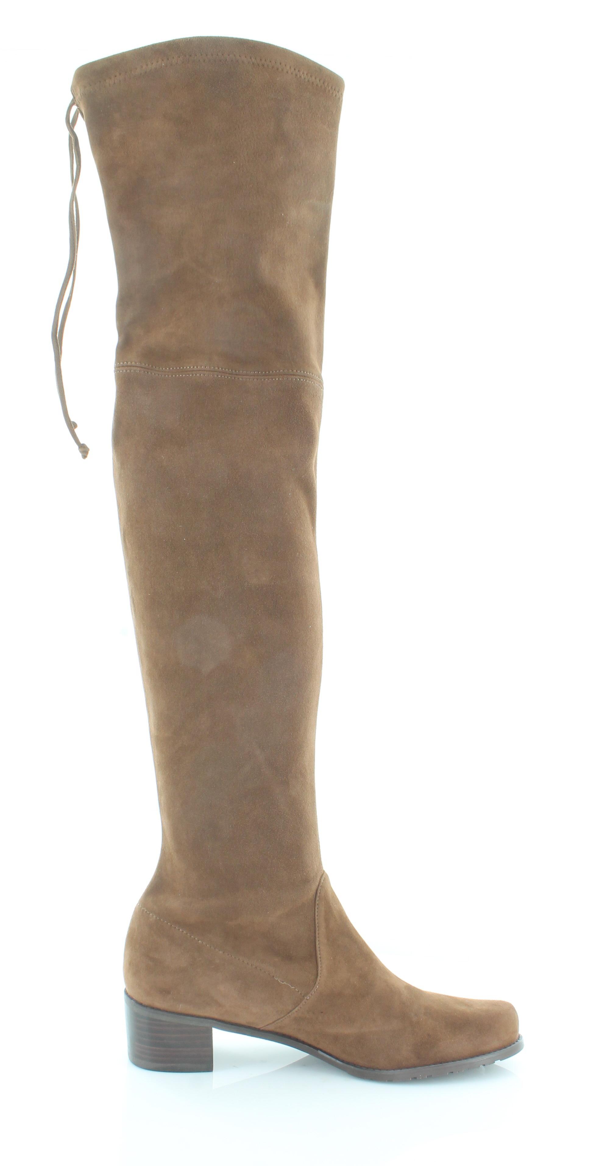 risparmia il 60% di sconto Stuart Weitzman Midland Marrone Marrone Marrone donna scarpe Dimensione 9 M stivali MSRP  798  vendite online