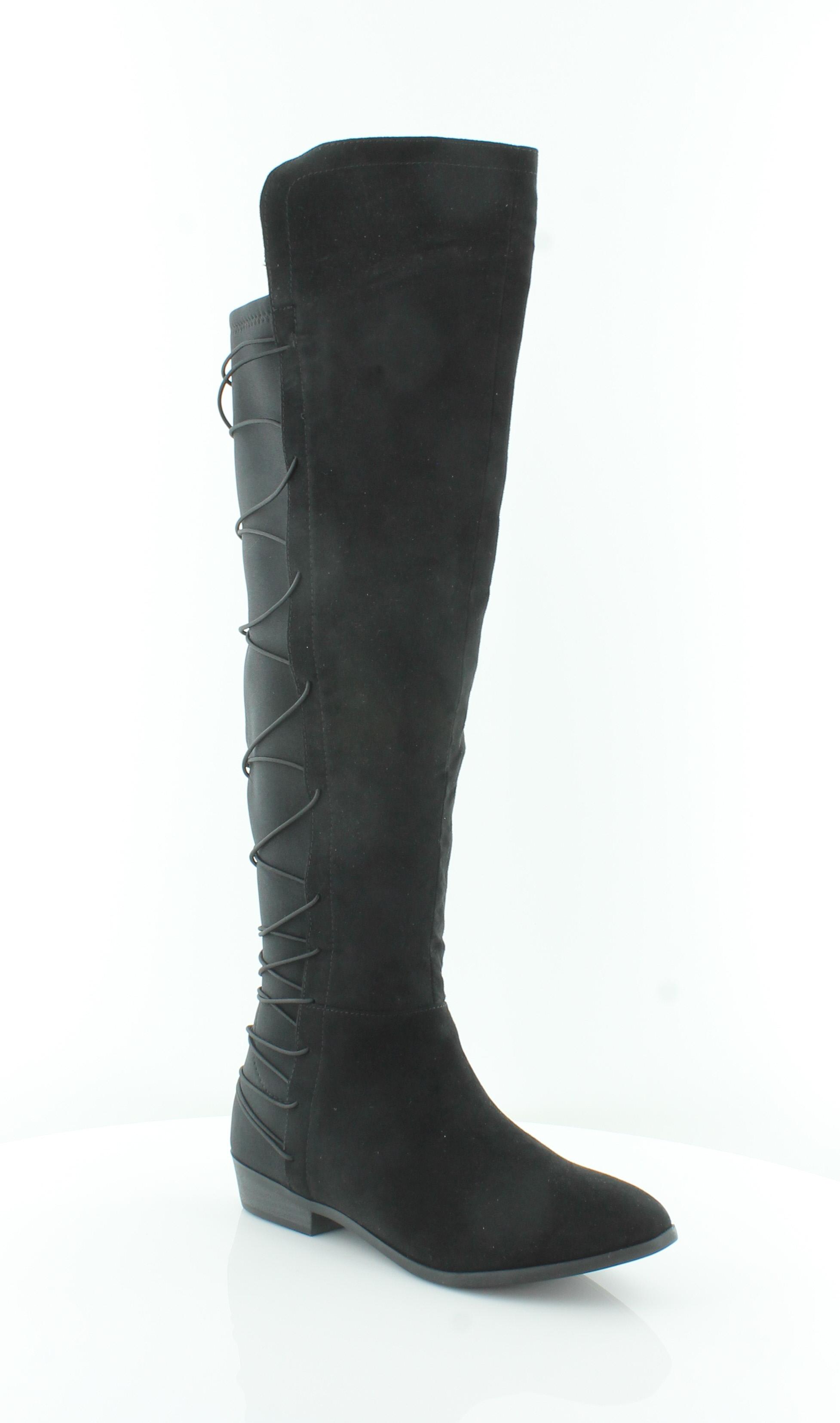 Material Girl Girl Girl Nuevo cayln Negro Zapatos para mujer Talla 7.5 M botas MSRP  99.99  tienda de venta