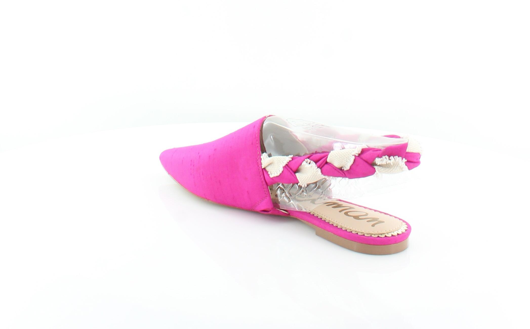 Sam Edelman Ríos rosado Sandalias De Mujer MSRP Zapatos Talla 7.5 M MSRP Mujer  120 257110