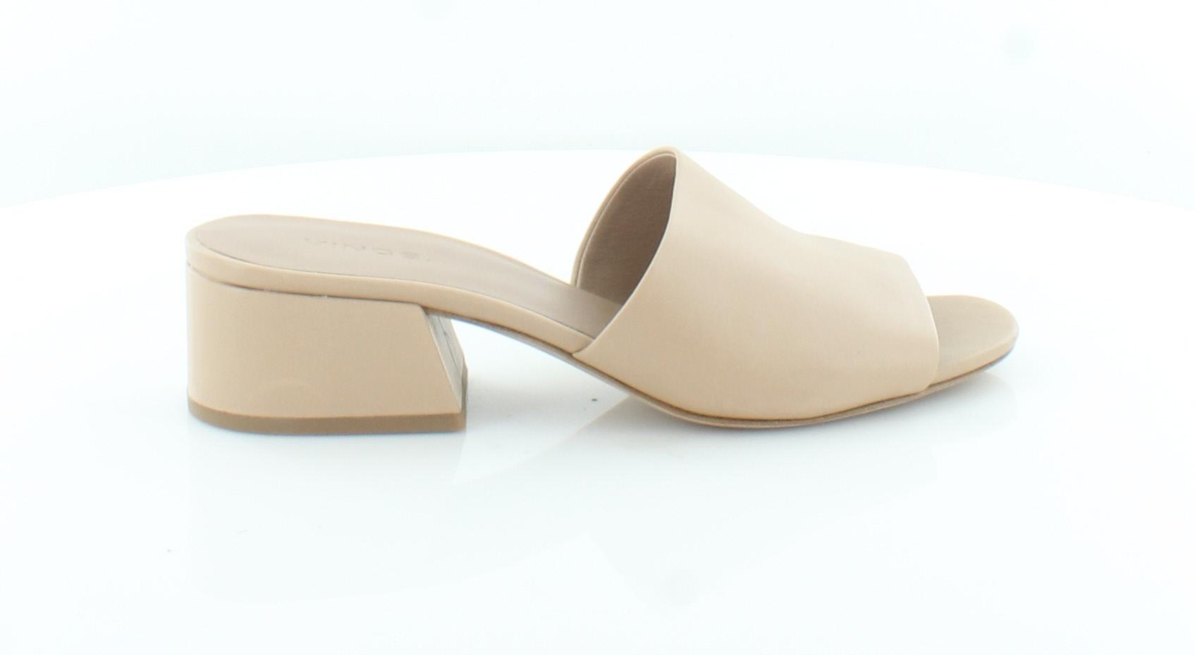 VINCE KARISSA BEIGE Damenschuhe Schuhes Größe 8.5 8.5 8.5 M Sandales MSRP 275 ... f2ad76