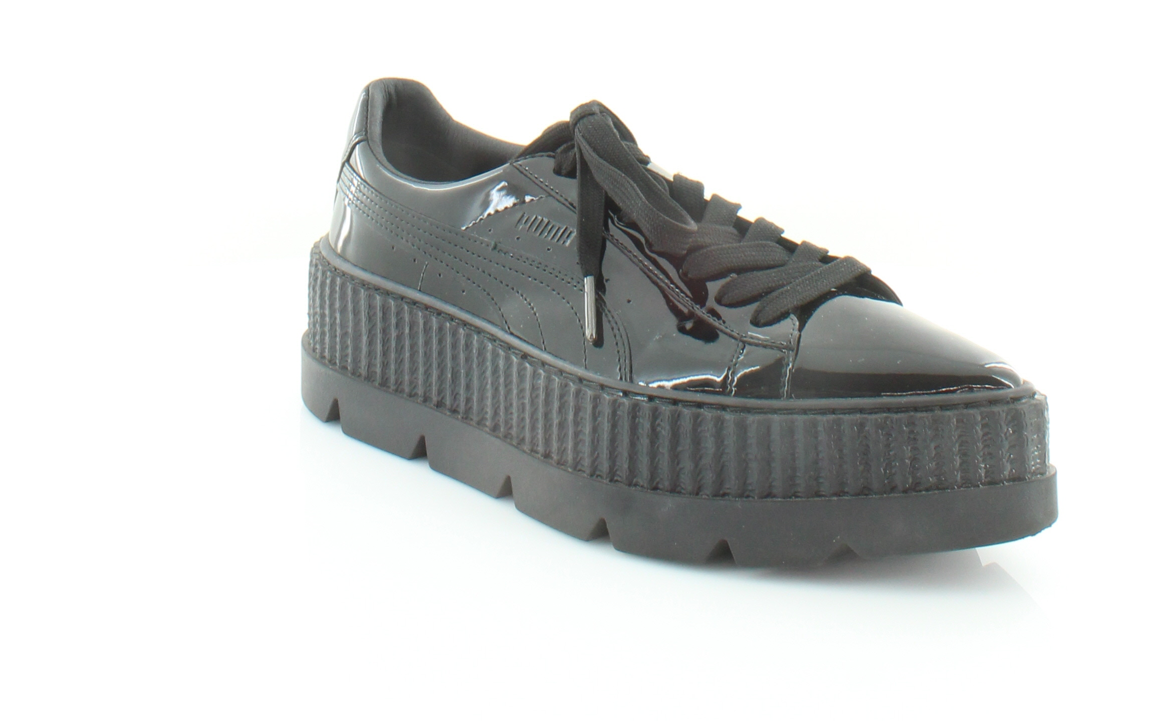 check out 3b121 ac7a1 Details about Fenty Puma x Rihanna Pointy Creeper Black Womens Shoes 9 M  Fashion Sneakers