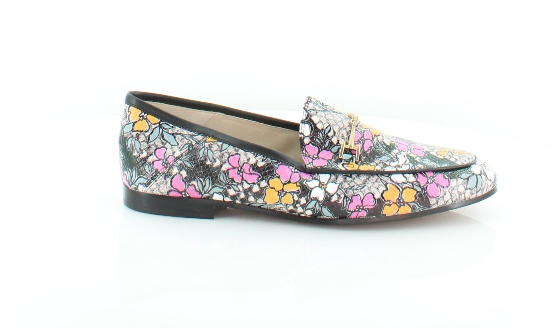 Sam Edelman Edelman Edelman Loraine Negro Zapatos para mujer Talla 9.5 M pisos precio minorista sugerido por el fabricante  120  100% autentico
