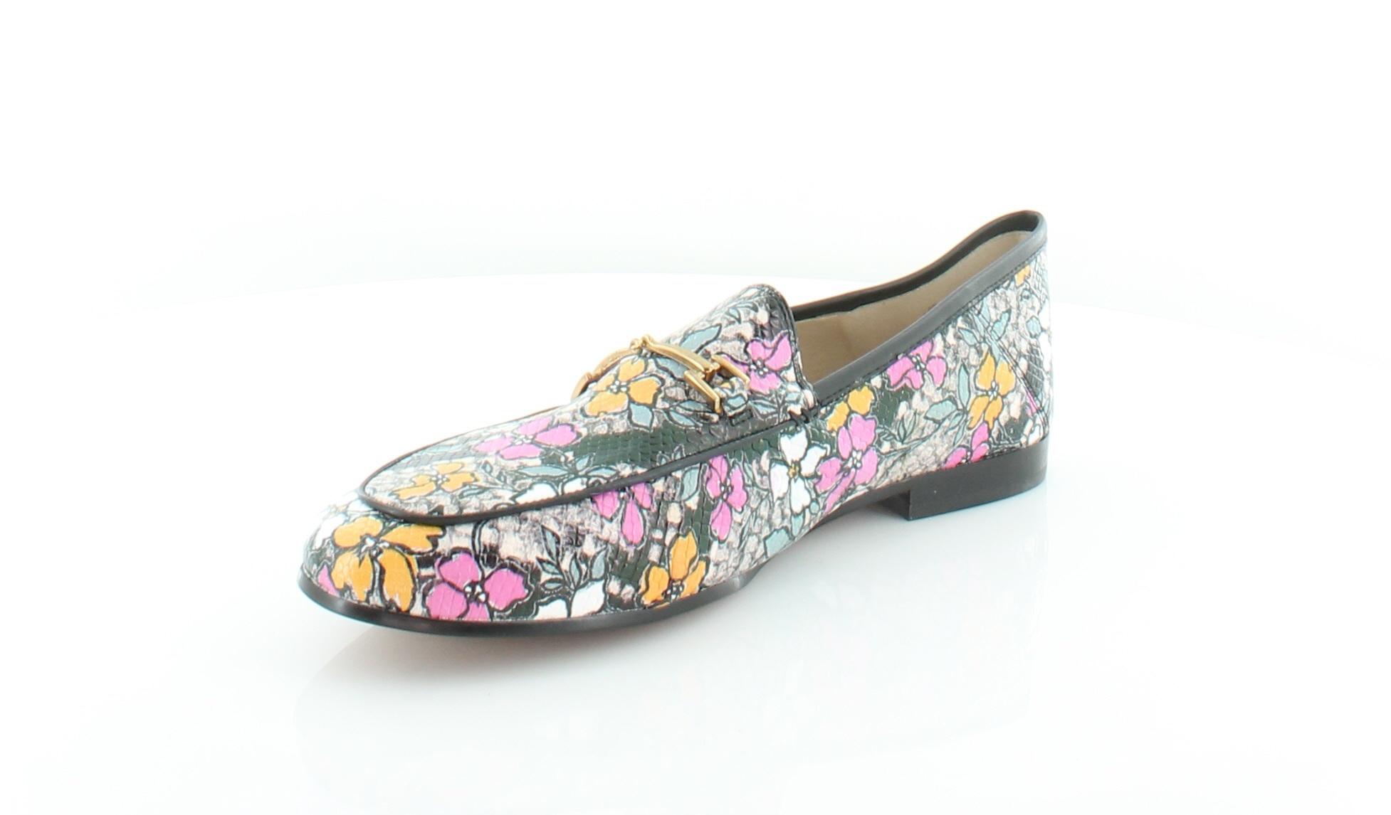 Sam Edelman Loraine Negro Zapatos precio para mujer Talla 8.5 M pisos precio Zapatos minorista sugerido por el fabricante  120 340757