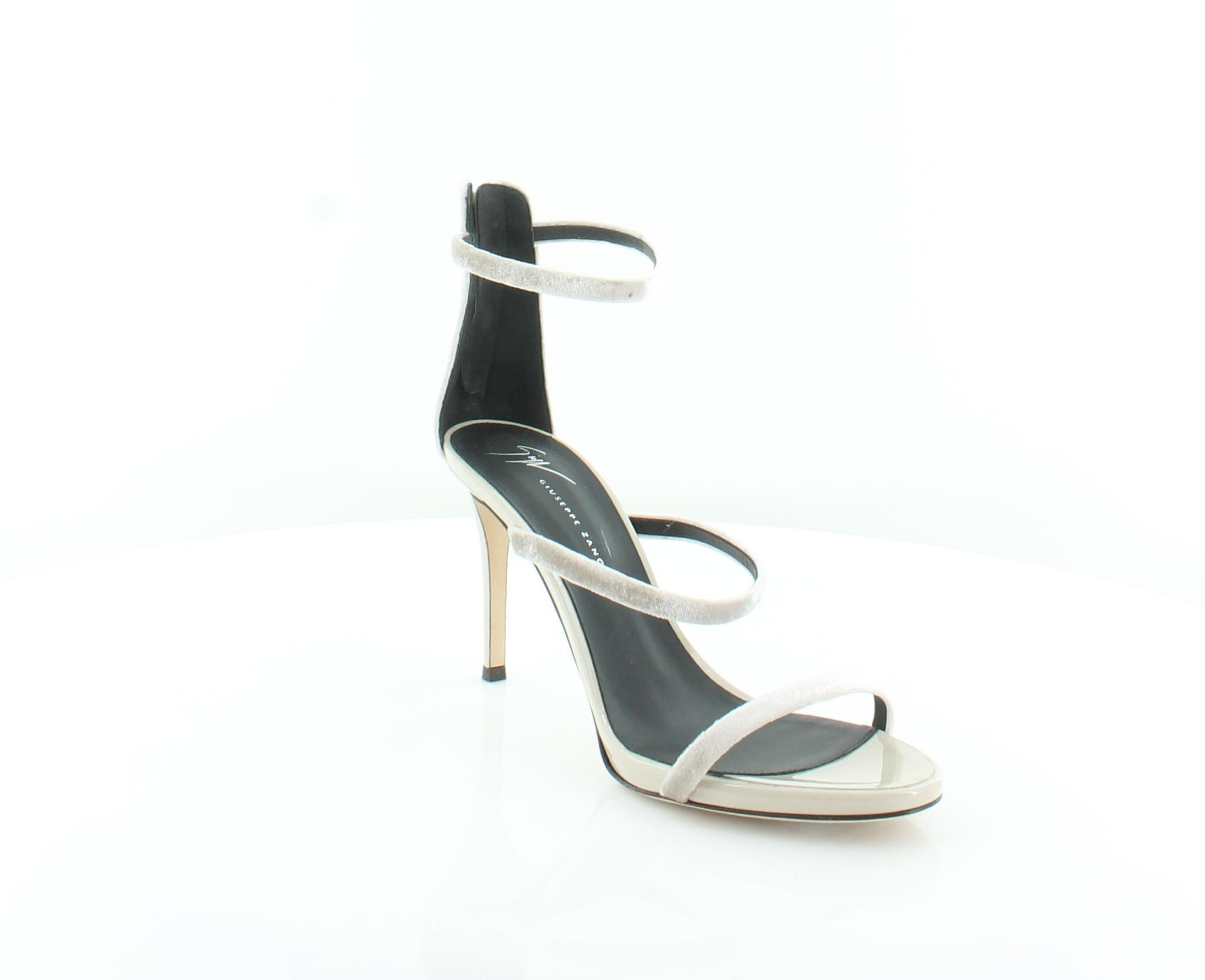 3cf8e00984a96 Giuseppe Zanotti Alien 3 Strap Beige Womens Shoes Size 8.5 M Sandals ...