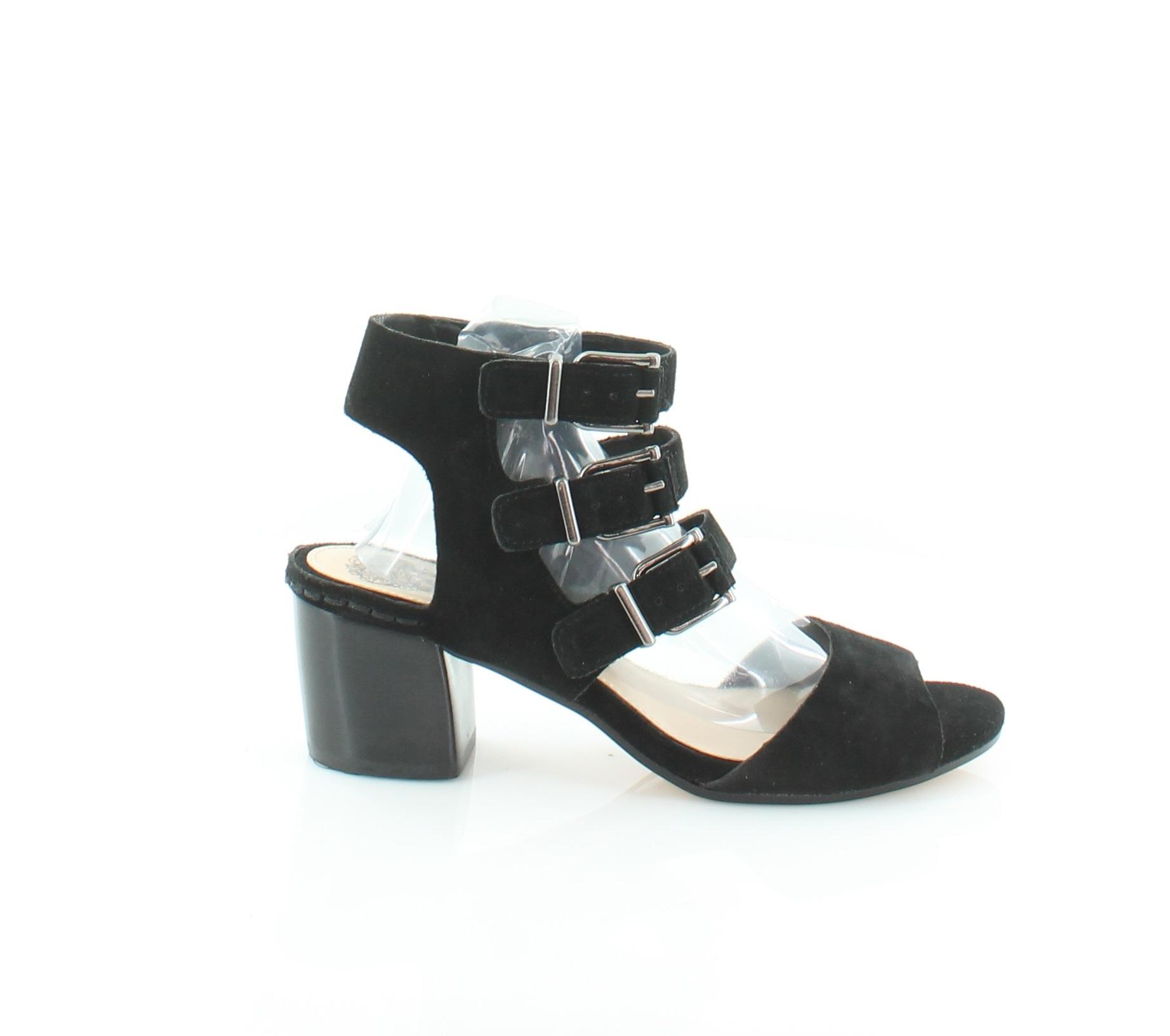 Vince Camuto Geriann Black Womens shoes Size 7 M Sandals MSRP  119