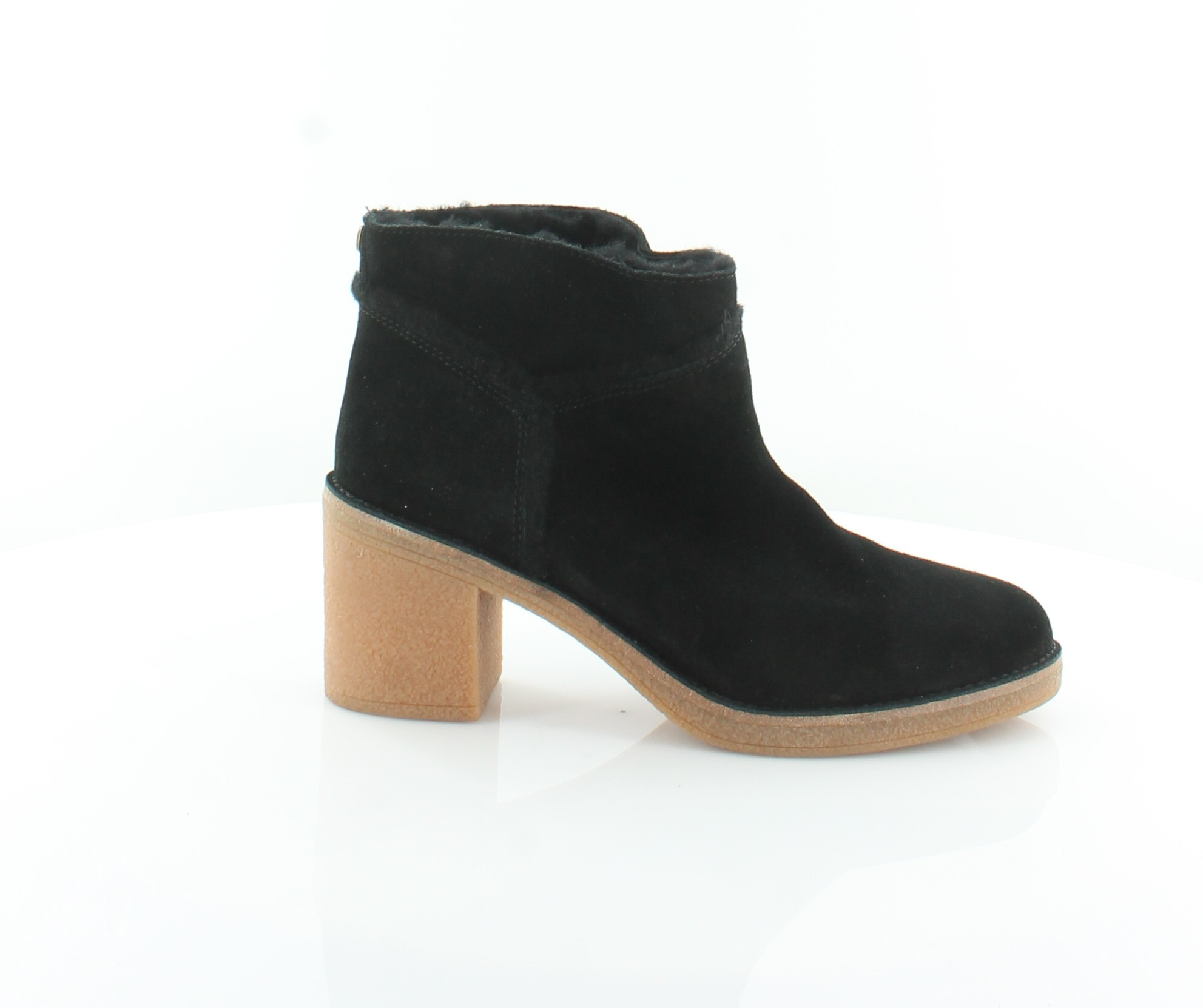 5ca9f66f35c UGG NEW KASEN Black Womens Shoes Size 8.5 M Boots MSRP $150