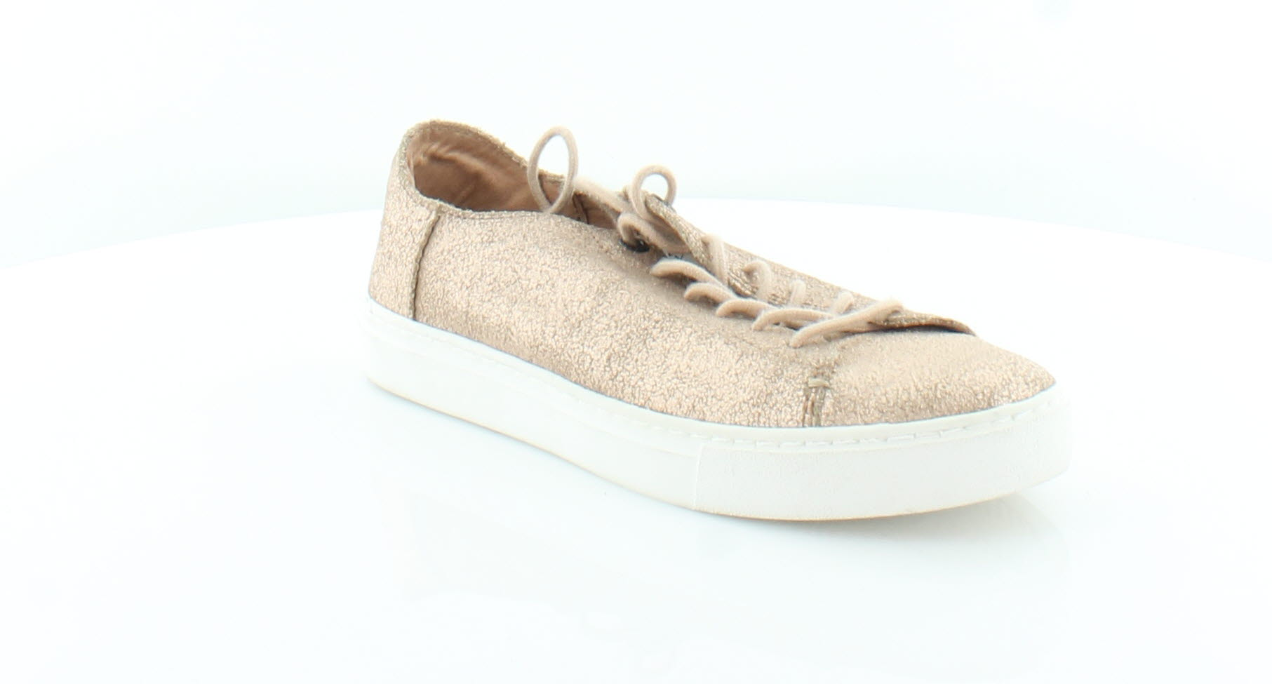 462046cbd40 TOMS Classic Lenox Gold Womens Shoes Size 6.5 M Fashion Sneakers MSRP  89
