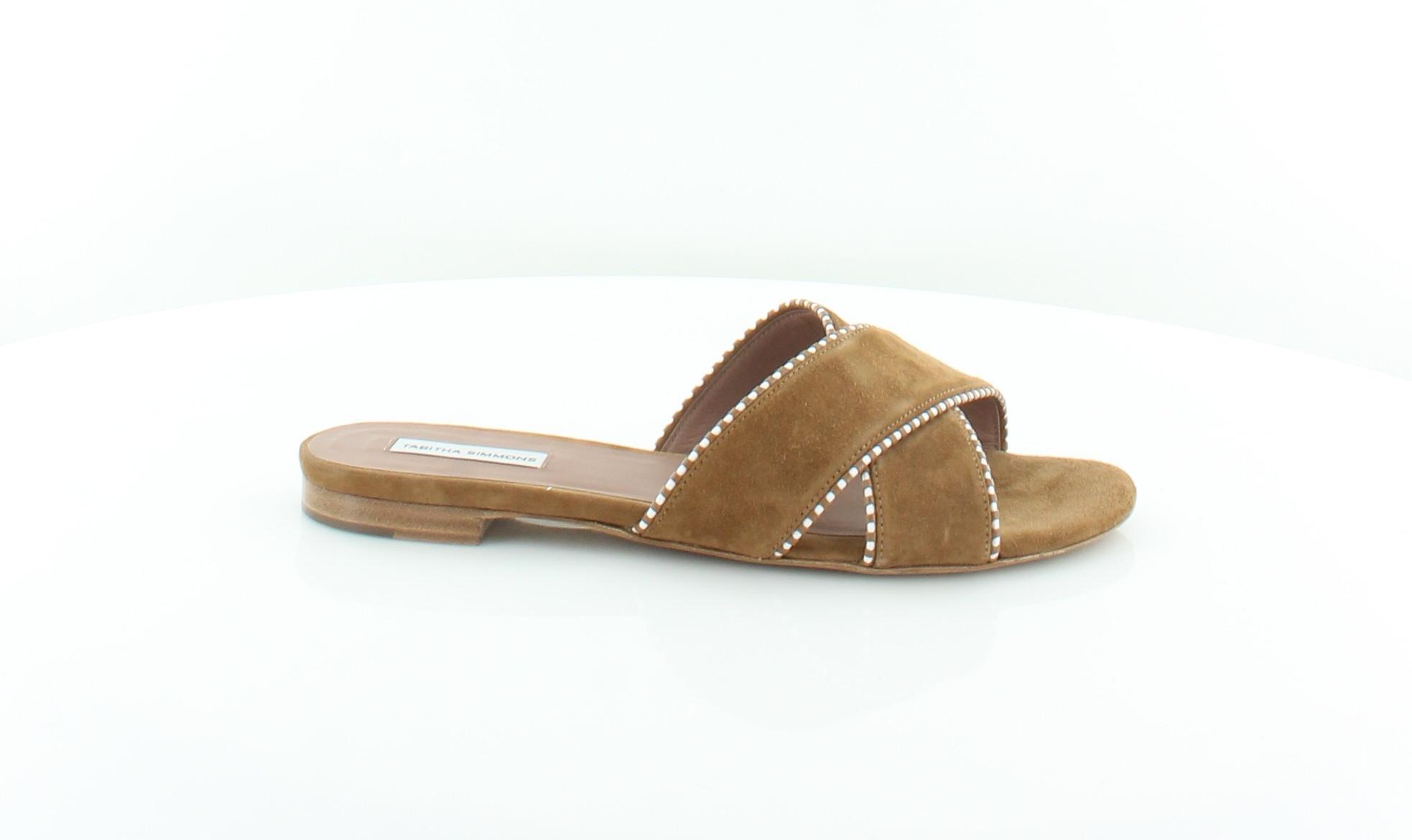 Tabitha Simmons Lassie Marrón Zapatos para mujer Talla 9 M M M Sandalias precio minorista sugerido por el fabricante  545  mejor marca