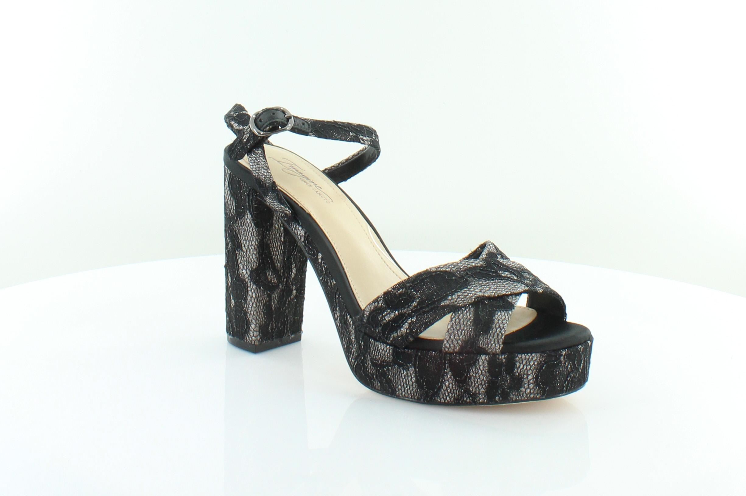 compra meglio Imagine Vince Camuto Valora nero donna scarpe Dimensione 8.5 M M M Sandals MSRP  140  ti aspetto
