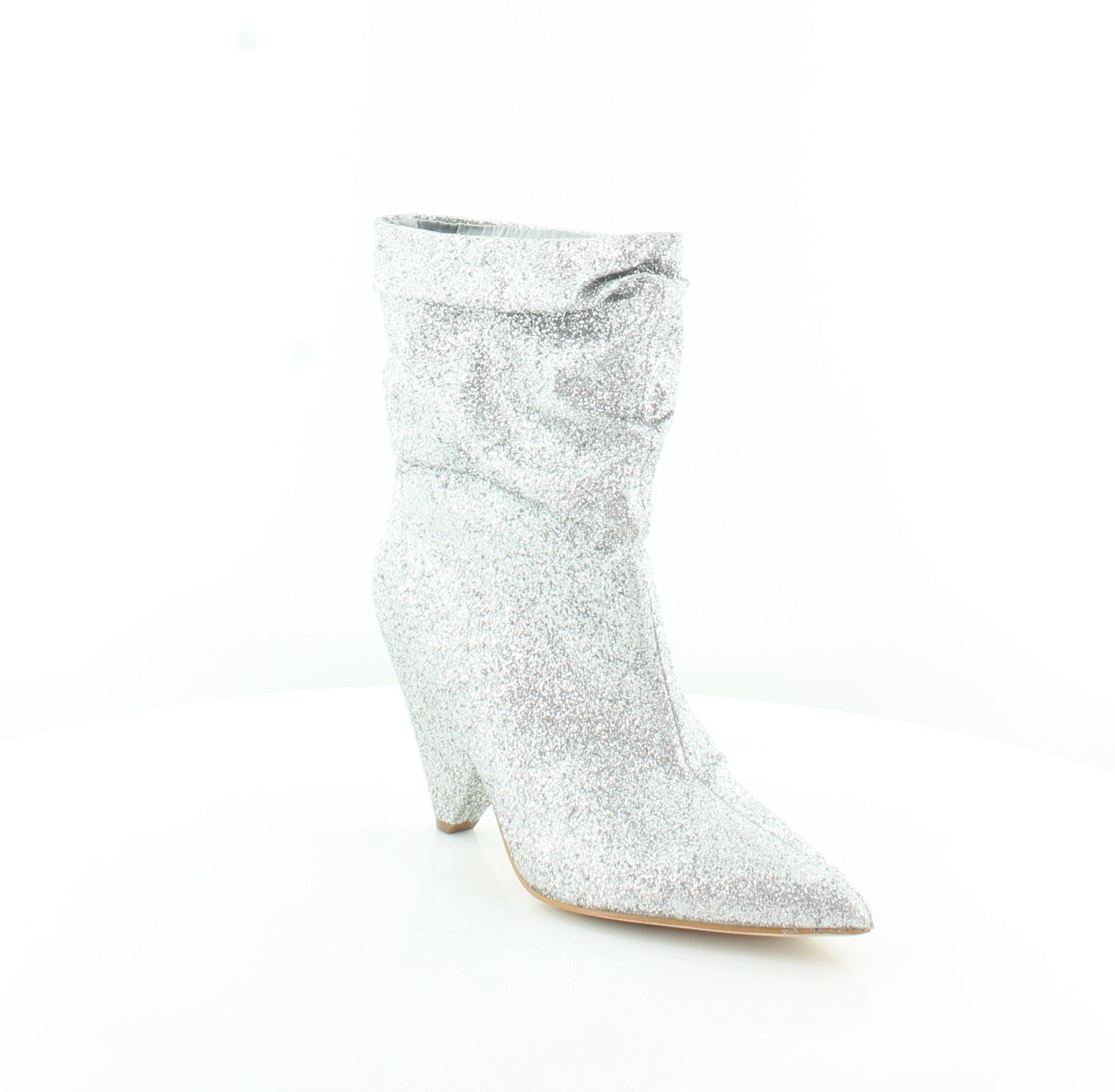 Guess Nakitta Silber damen schuhe Größe 7.5 M Stiefel Stiefel Stiefel MSRP  99 92624c