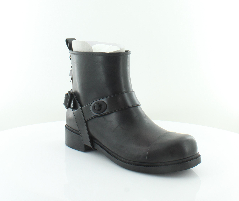 Entrenador De Moto Negro Zapatos Zapatos Zapatos para mujer Talla 8 M botas precio minorista sugerido por el fabricante  195  100% autentico