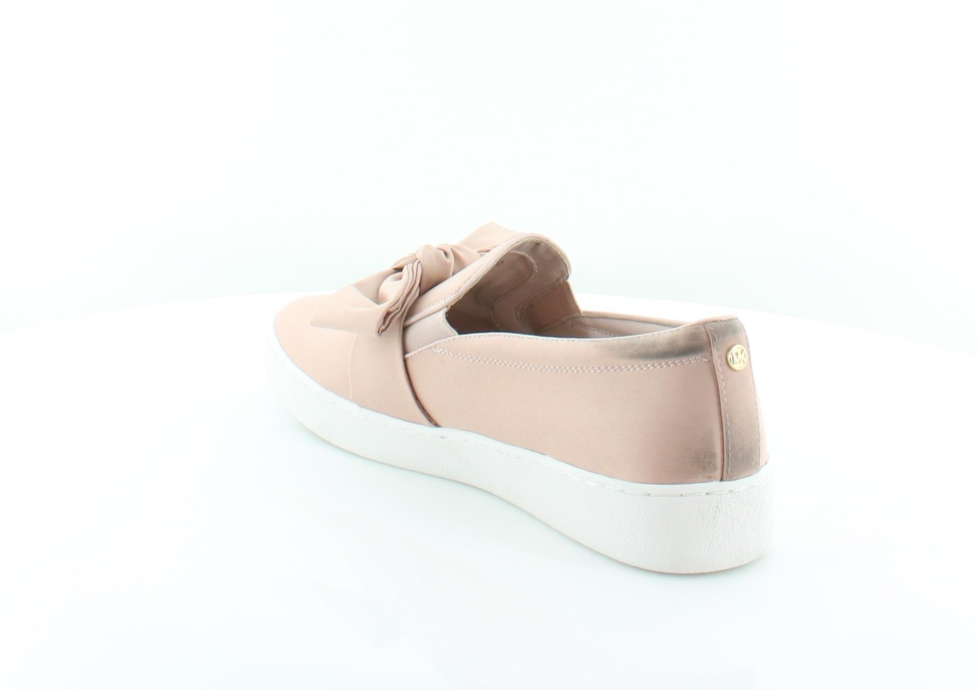 56152ddcb4c9 Michael Kors Willa Slip On Pink Womens Shoes 10 M Fashion Sneakers ...