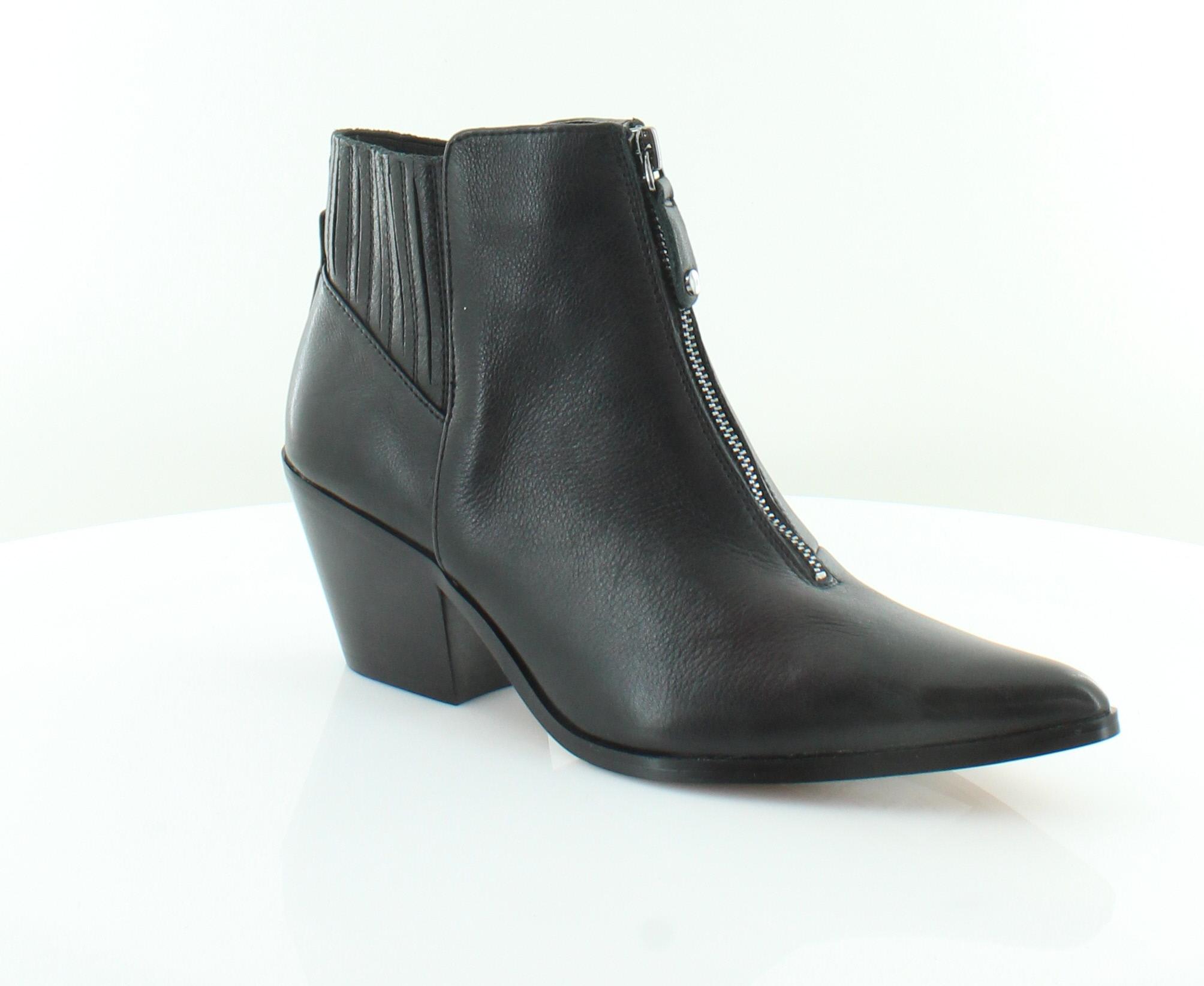 Avec Les Filles Wren Black Womens shoes Size 7.5 M Boots MSRP  248