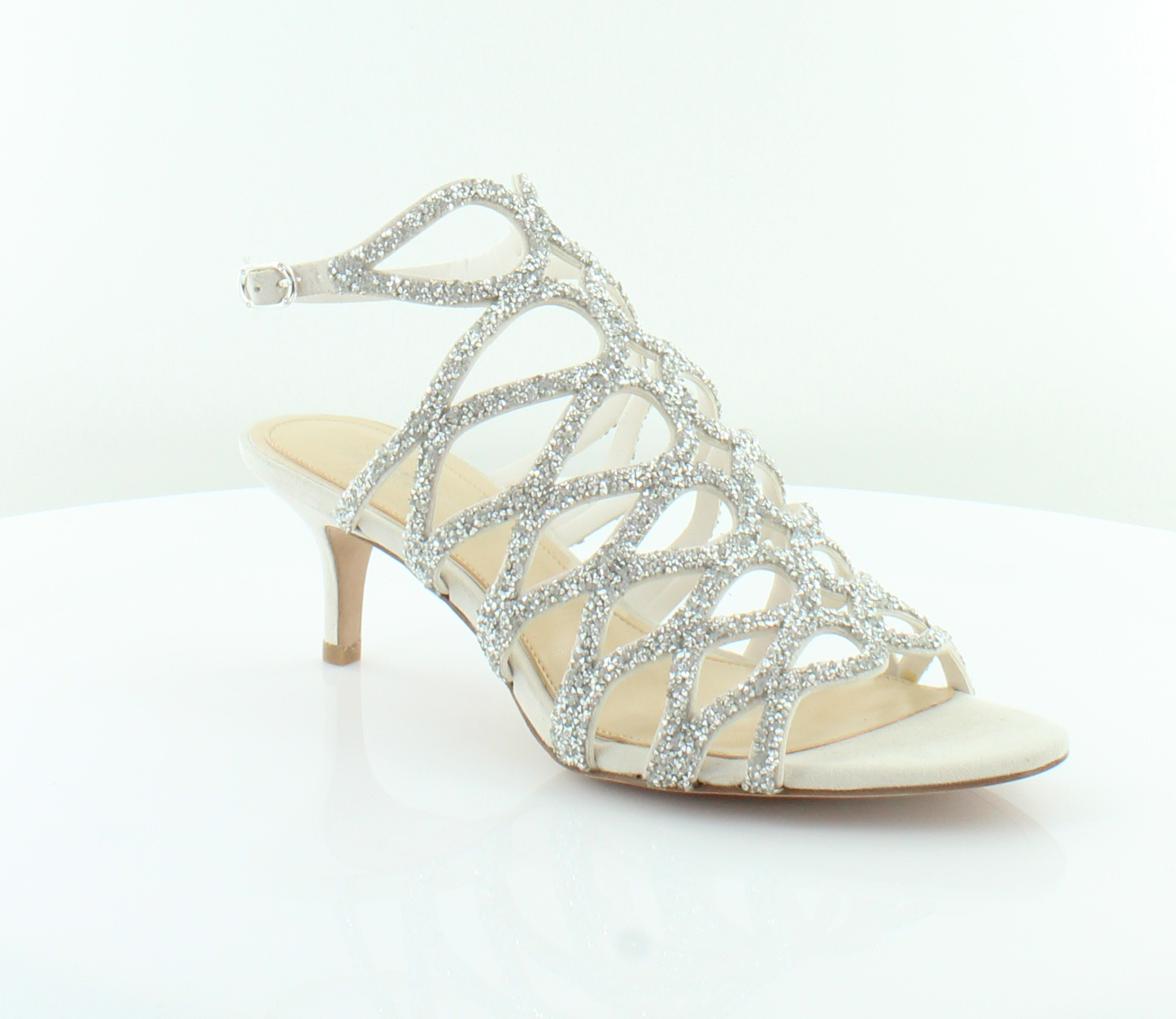 b206c665ad63 Imagine Vince Camuto Kami Silver Womens Shoes Size 9.5 M Sandals ...
