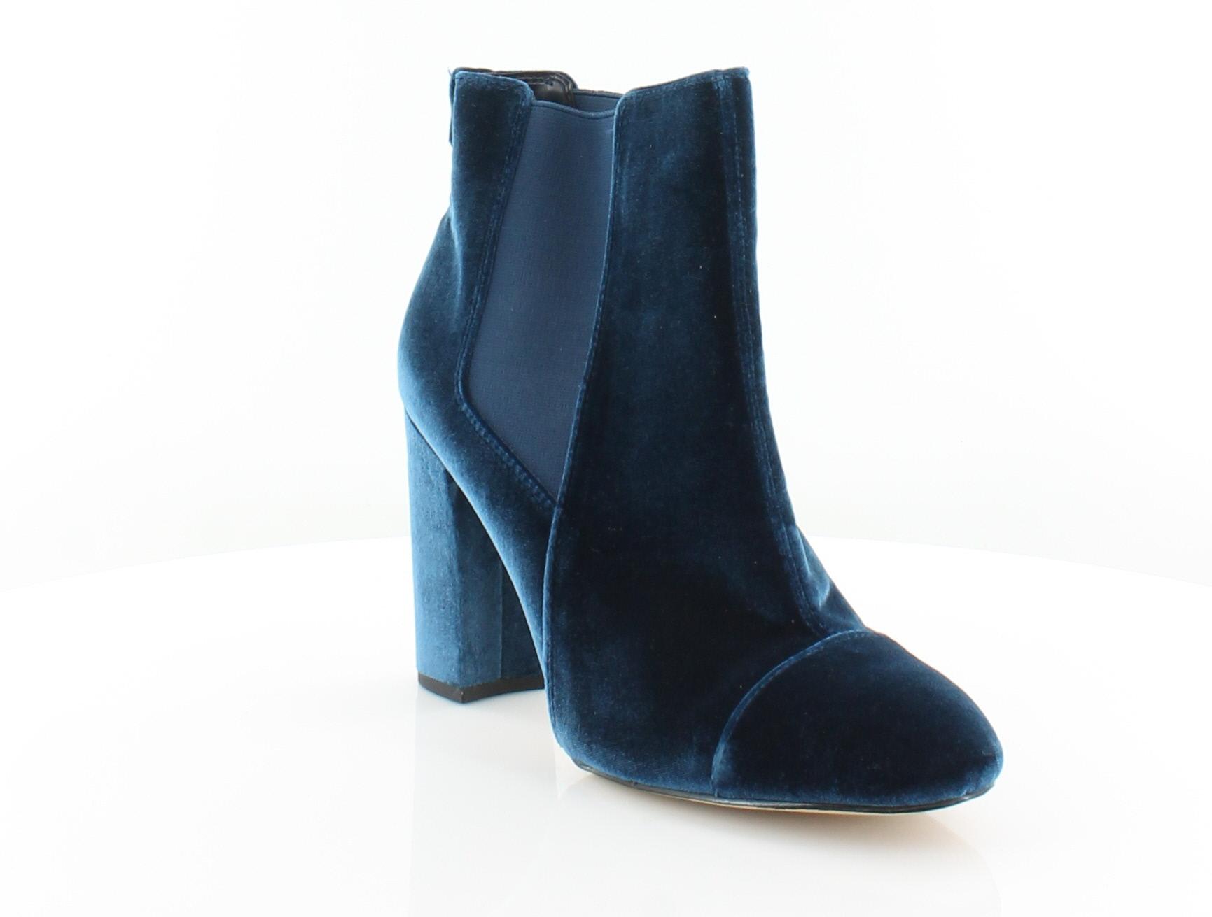c2907ea351d Sam Edelman Case Blue Womens Shoes Size 9 M Boots MSRP  150 ...