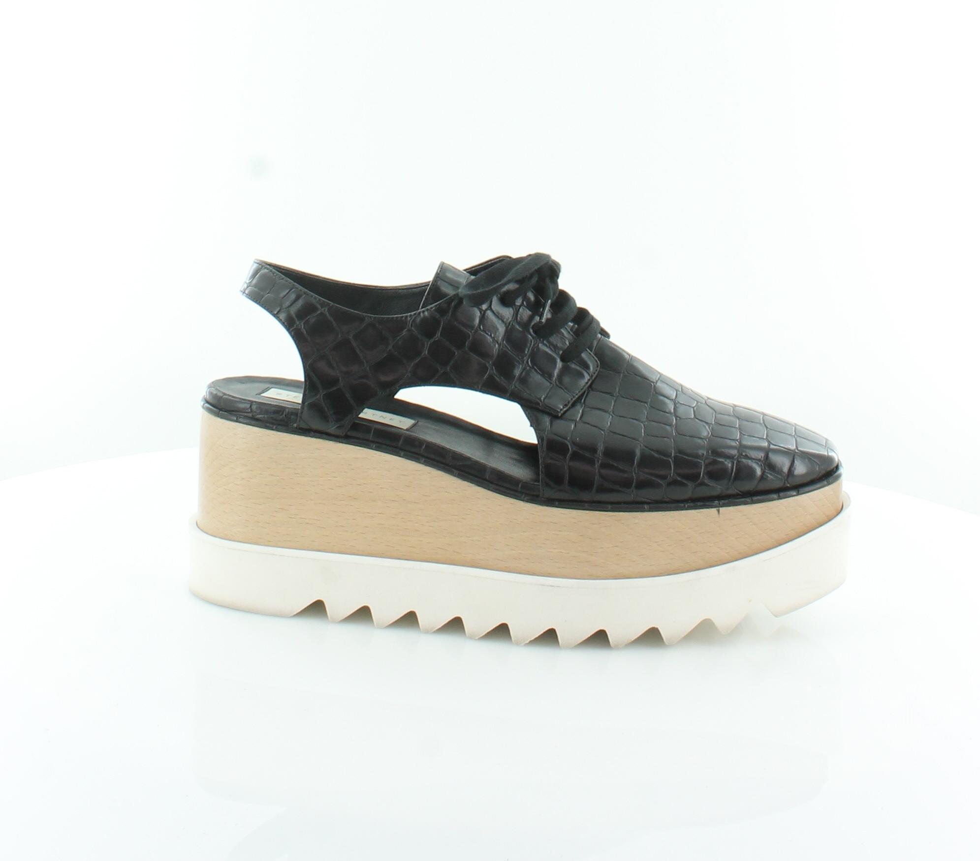 ordina ora con grande sconto e consegna gratuita Stella Mccartney Scarpa nero donna scarpe 10 M Fashion Fashion Fashion scarpe da ginnastica MSRP  1100  vendite dirette della fabbrica