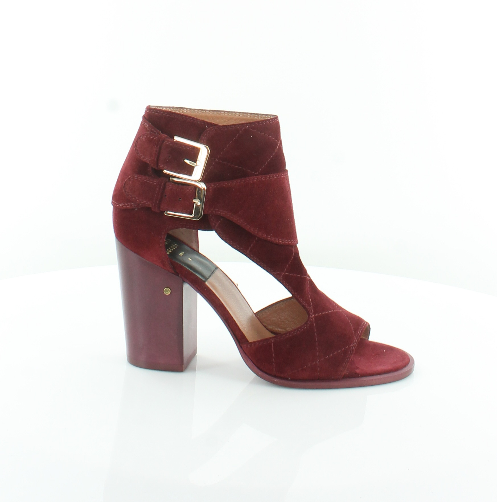 Sconto del 70% a buon mercato Laurence dacade Deric rosso donna scarpe Dimensione 10.5 10.5 10.5 M Heels MSRP  795  profitto zero