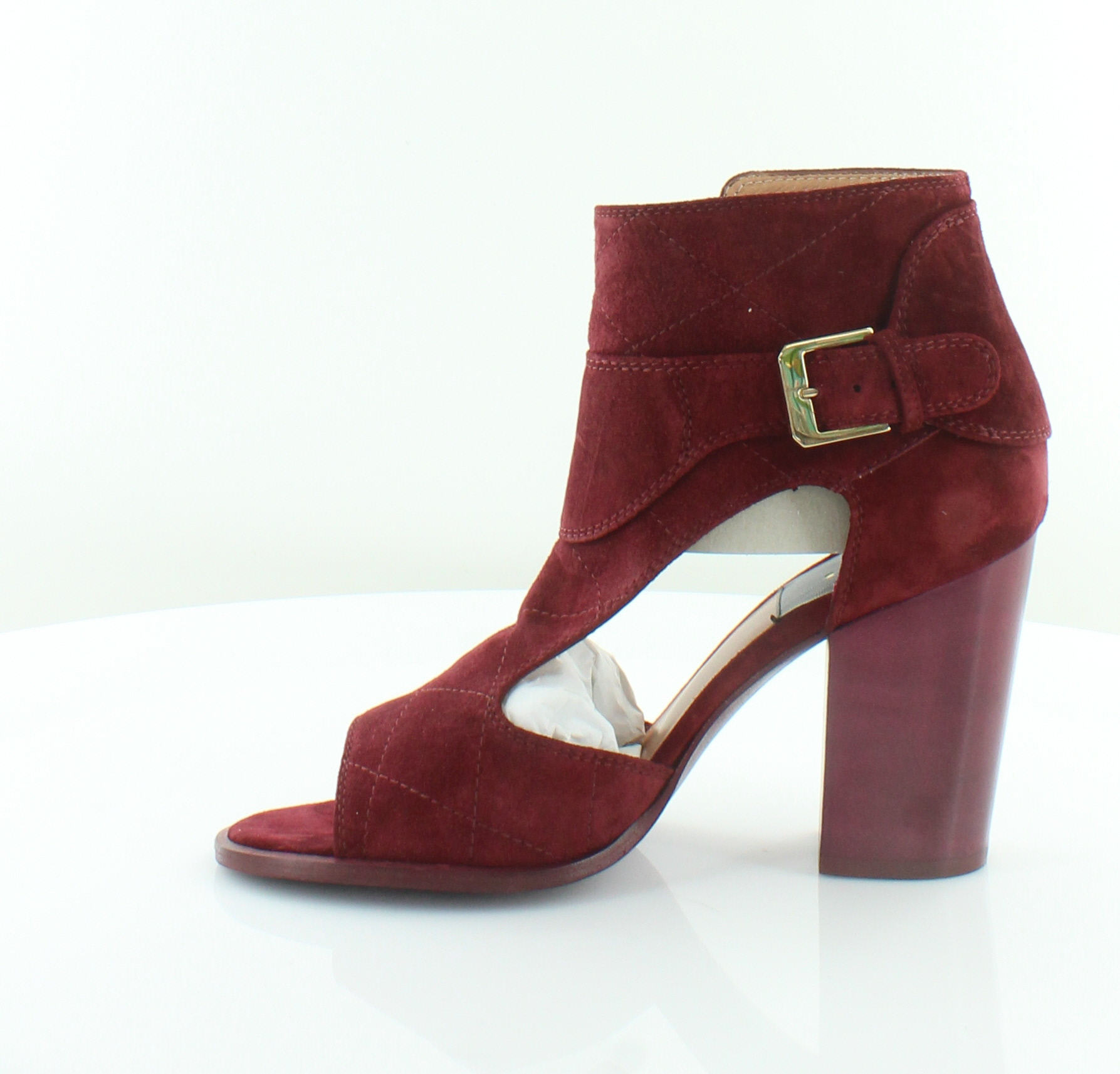 Laurence dacade Deric Deric Deric rouge femmes chaussures Taille 7 M Heels MSRP  795 138cfc