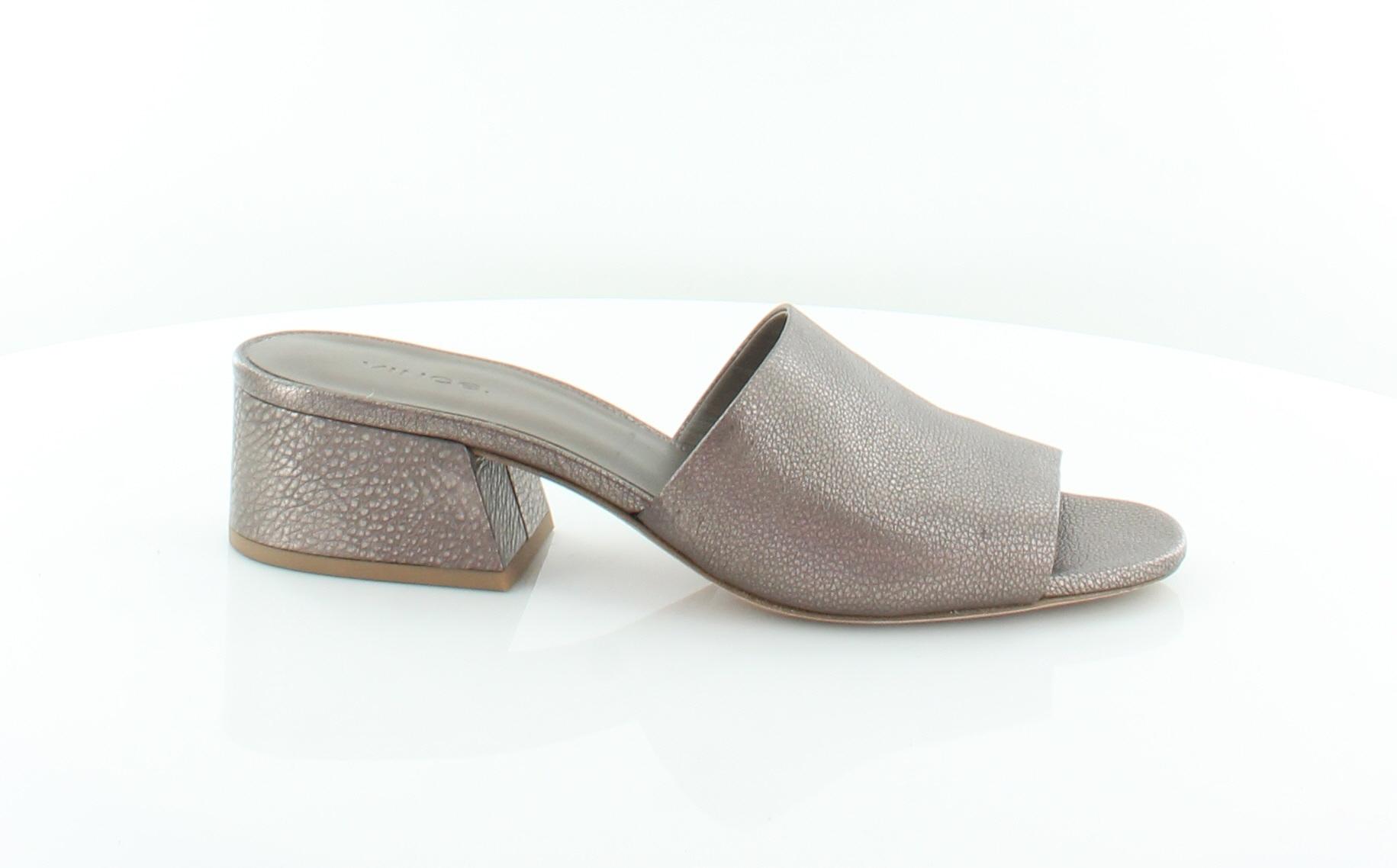 Vince Vince Vince Karissa Plata Sandalias De Mujer Zapatos Talla 10 M precio minorista sugerido por el fabricante  275  comprar nuevo barato