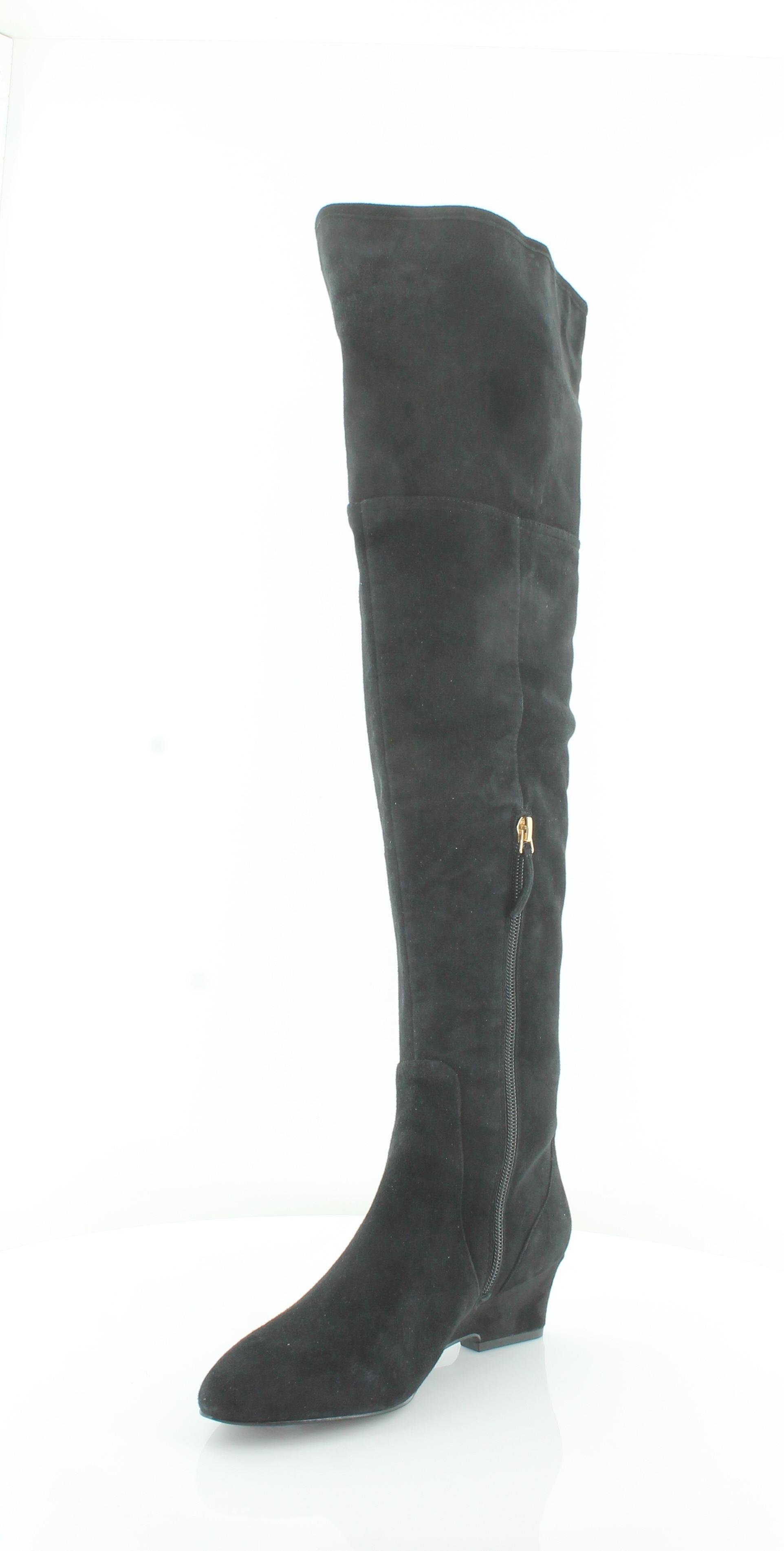 Nine West Jaen Black Womens shoes Size 6.5 M M M Boots MSRP  199 32581a