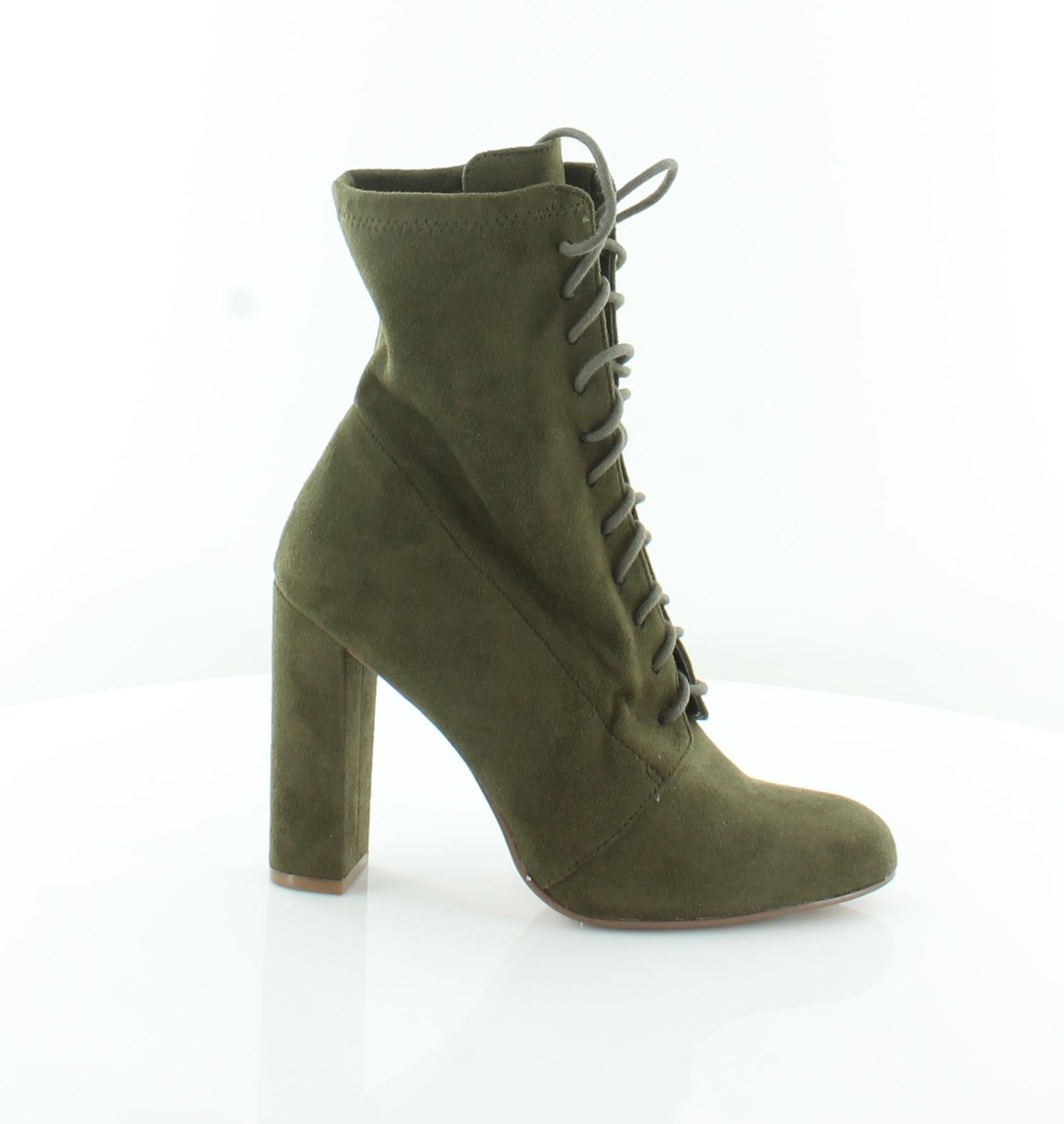 970973579e7 Steve Madden Elley Green Womens Shoes Size 5.5 M Boots MSRP  99 ...