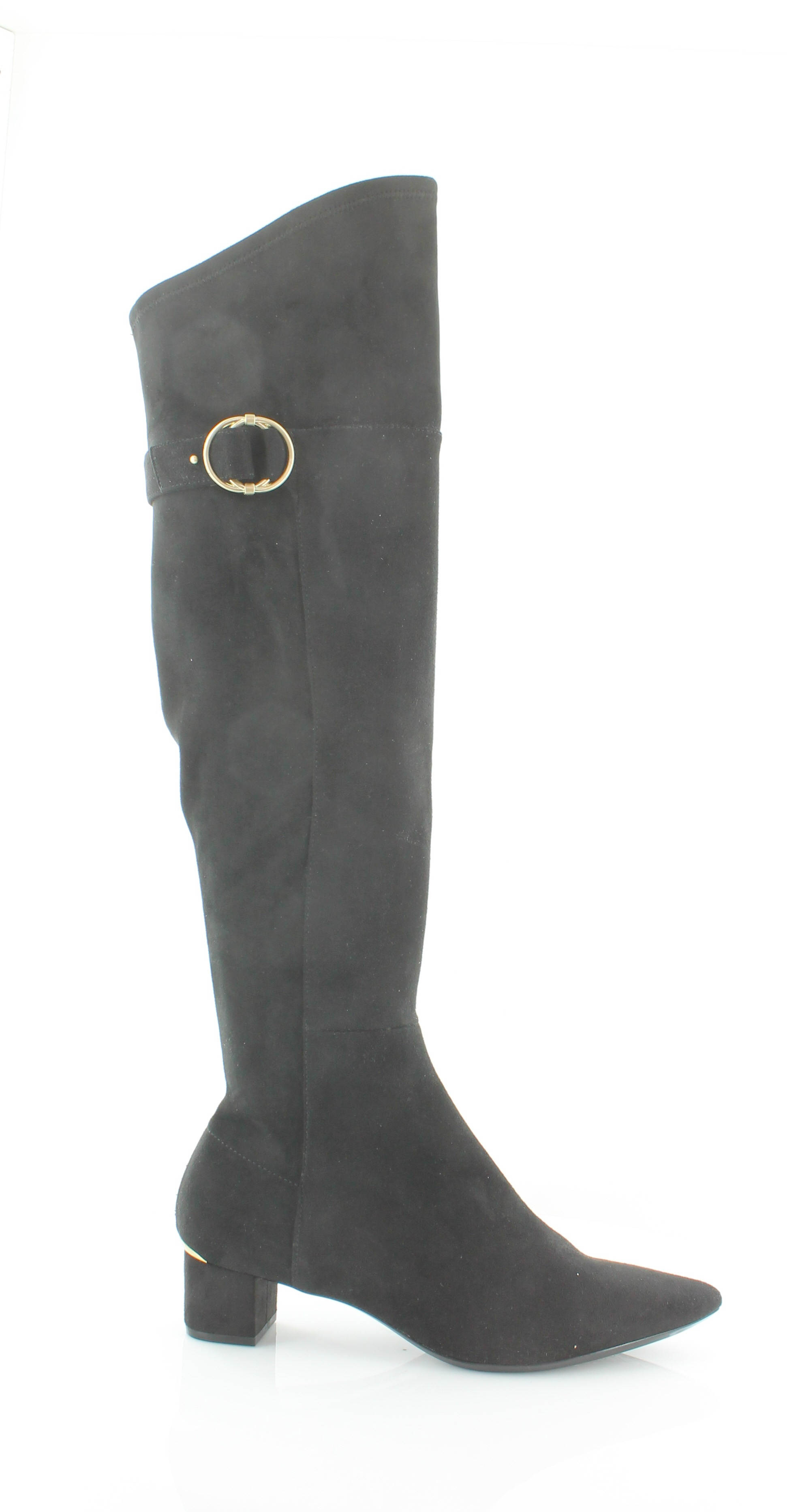 86c4489ef64 Calvin Klein New Georgeanna Black Womens Shoes Size 10 M Boots MSRP ...