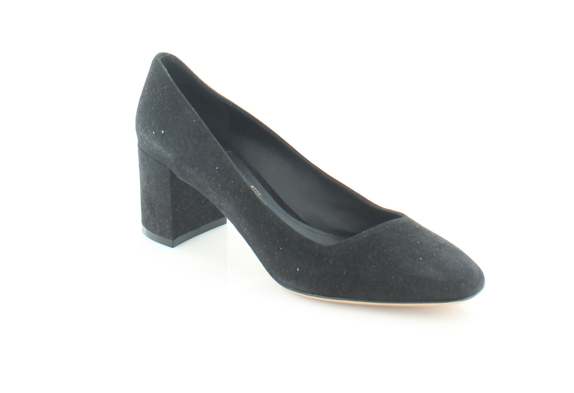 99ab7a2bafdf Salvatore Ferragamo Arezzo Black Womens Shoes Size 6.5 M Heels MSRP  595