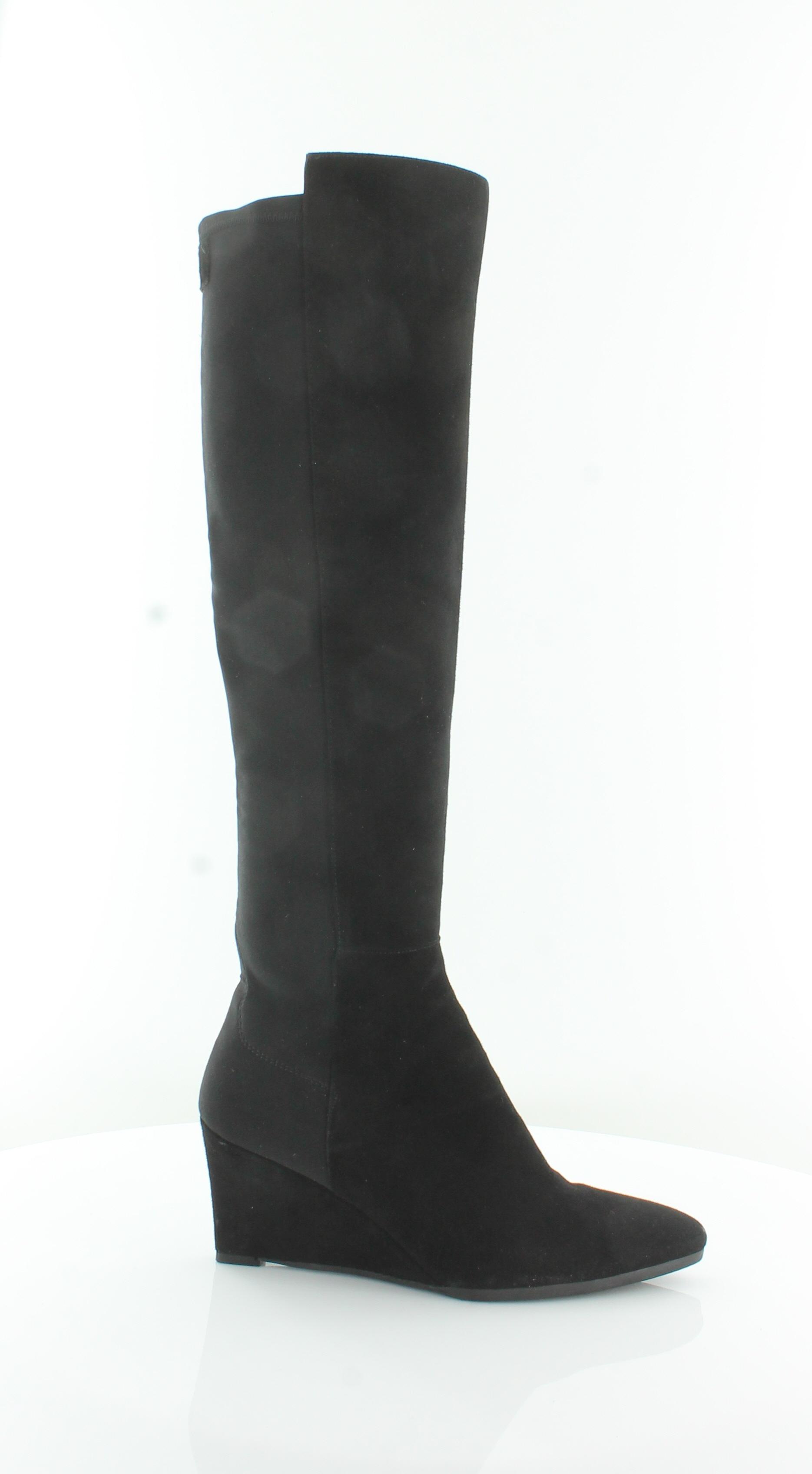 Stuart Weitzman Demi Black Womens shoes Size 6 M Boots MSRP  595